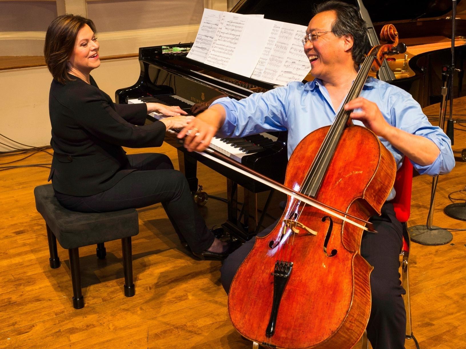 Review: Yo-Yo Ma & Kathryn Stott, 'Songs From The Arc Of