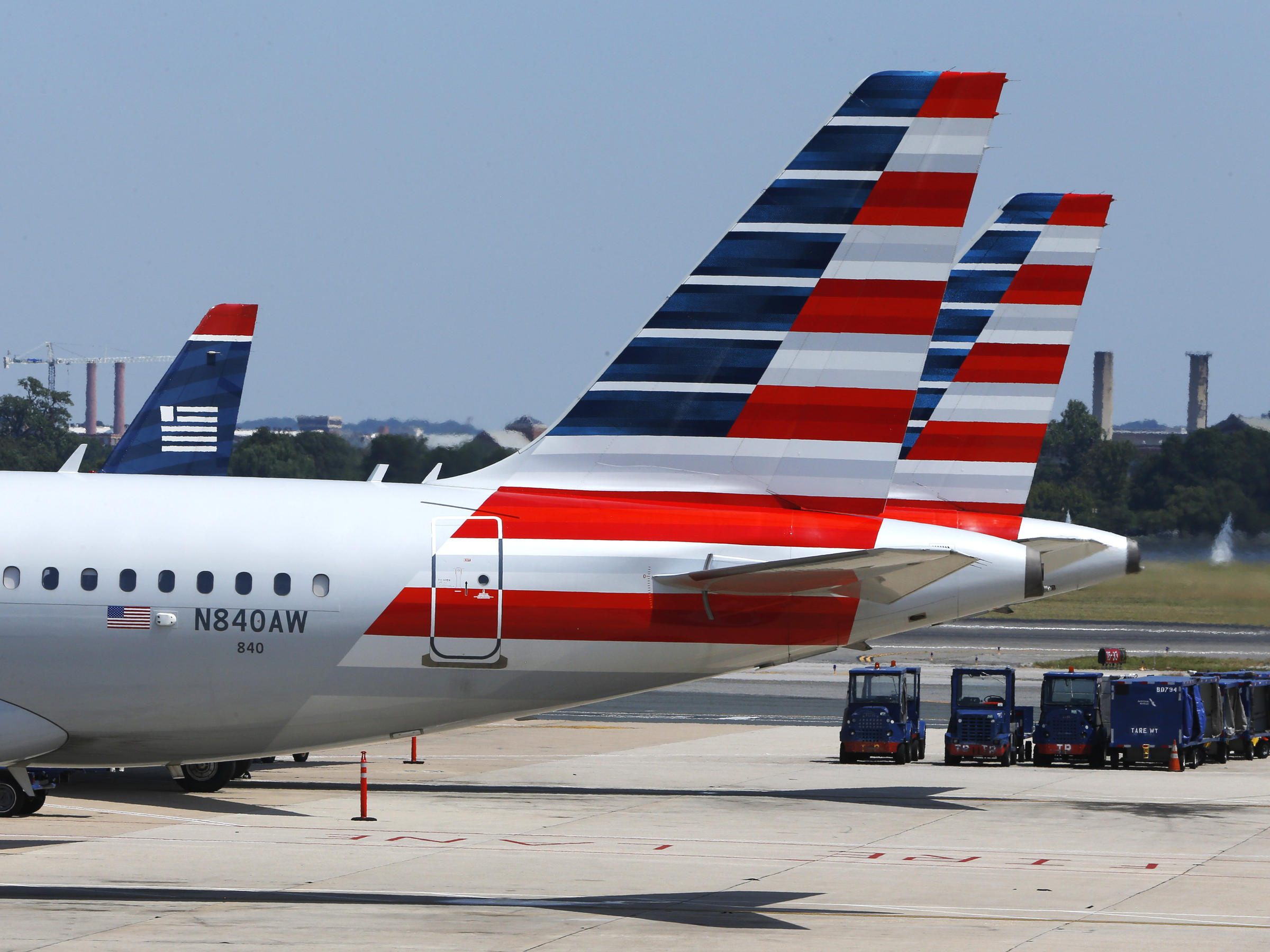 Computer Issue Grounds American Airlines Flights Kbia