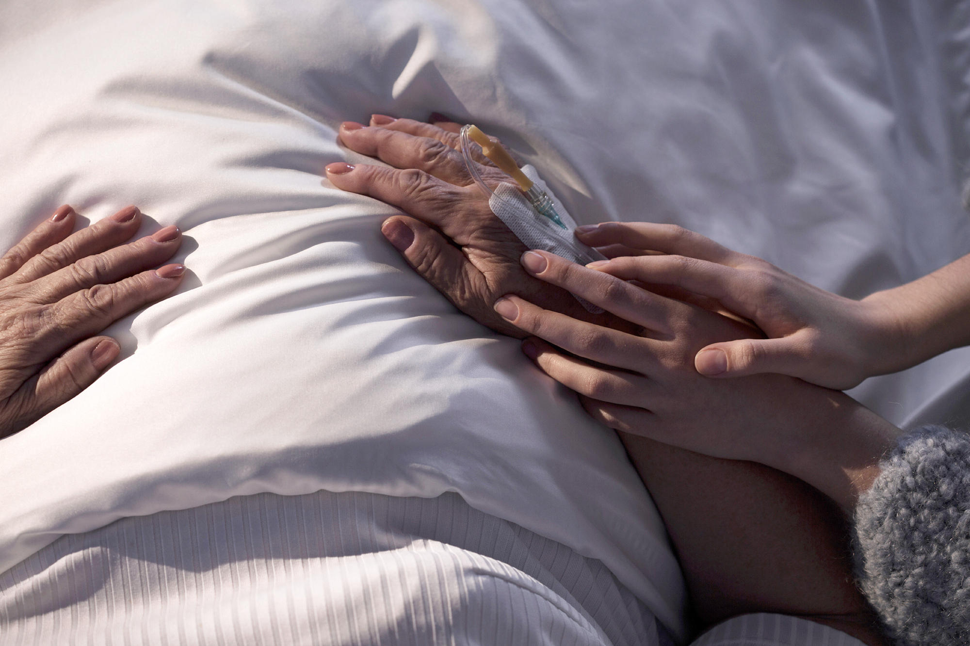working with terminally ill patients Counseling the terminally ill and the grieving introduction the following is intended as a guide for those clergy that wish to take on.