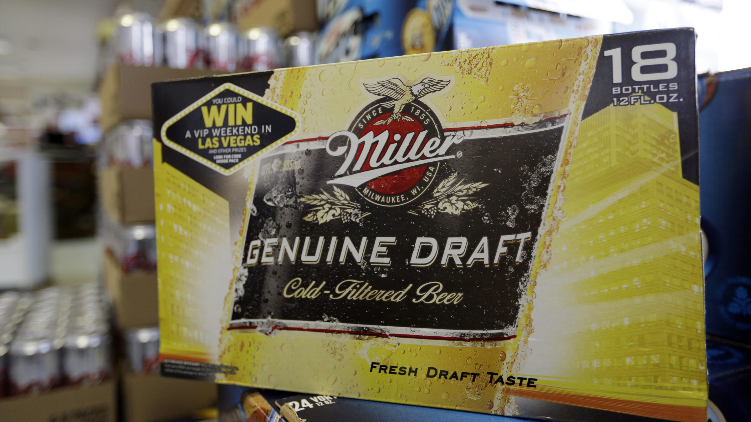 miller beer draft