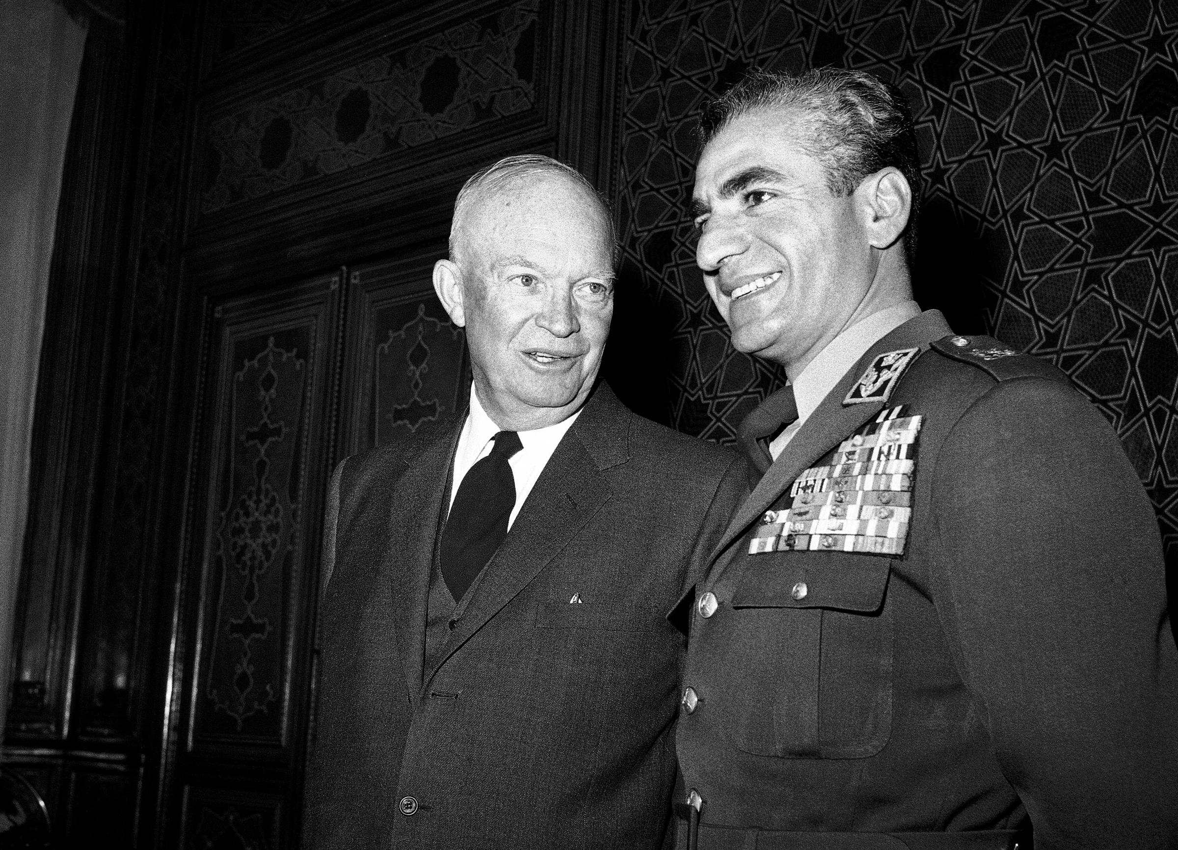 iran s nuclear program Thanks to a cold war strategy called 'atoms for peace,' president eisenhower  laid the foundations for the iranian nuclear weapons program.