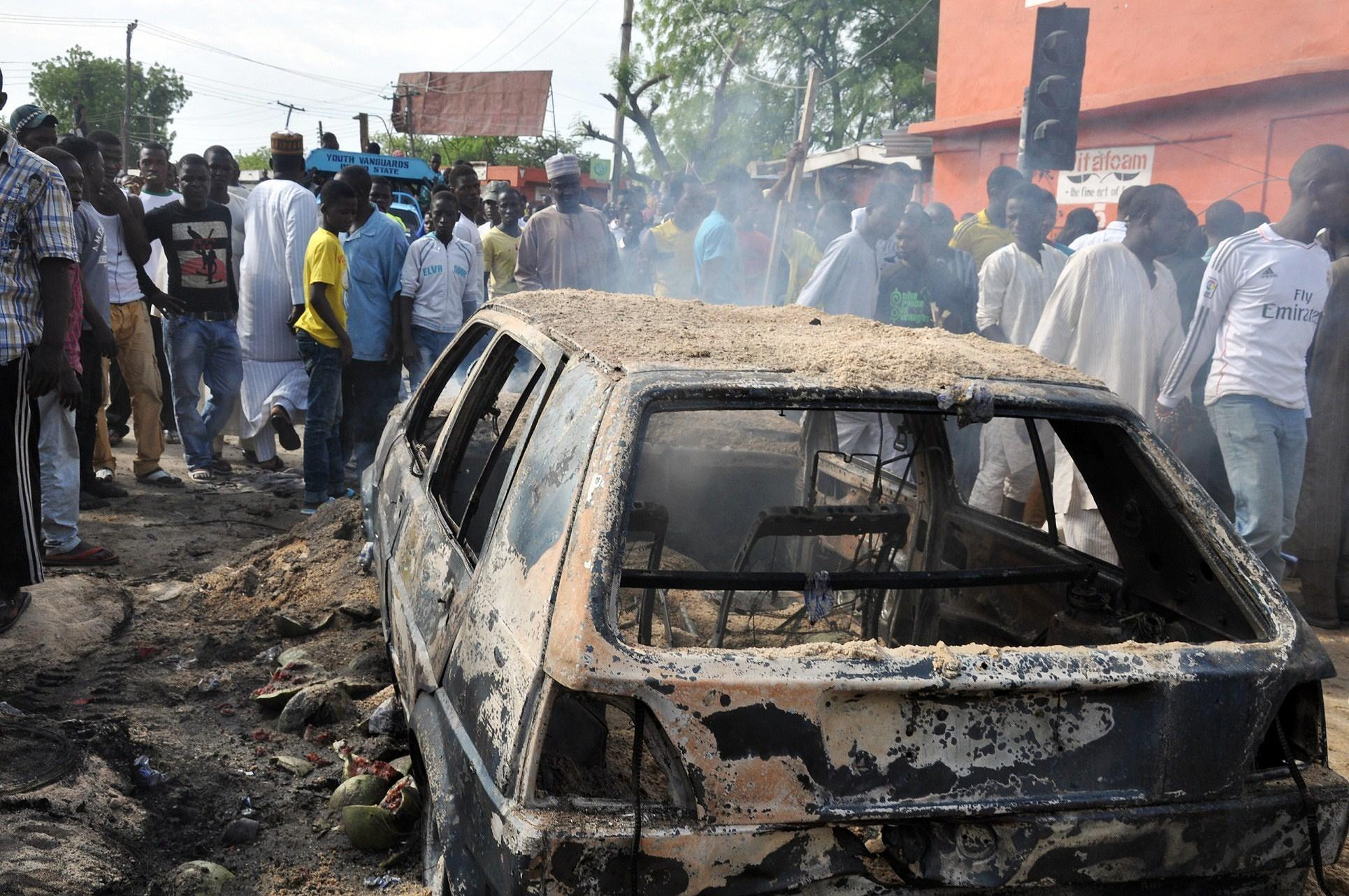 terrorism in nigeria Downloadable the disastrous attack on the international trade center in the us  on september 11, 2001, brought the world to the realization that terrorism is a.