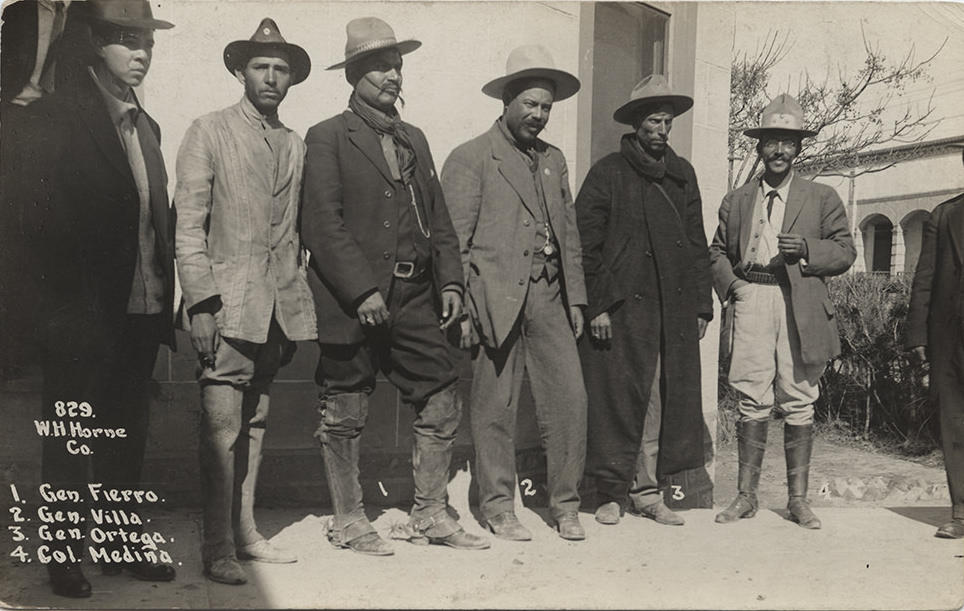 How The Mexican Revolution Forged A Friendship Between Mexico And
