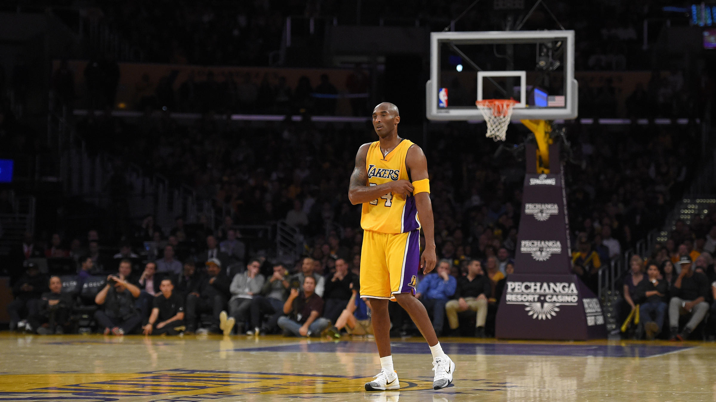 Nba Basketball Los Angeles Lakers: Kobe Bryant Announces Retirement (In The Form Of A Poem