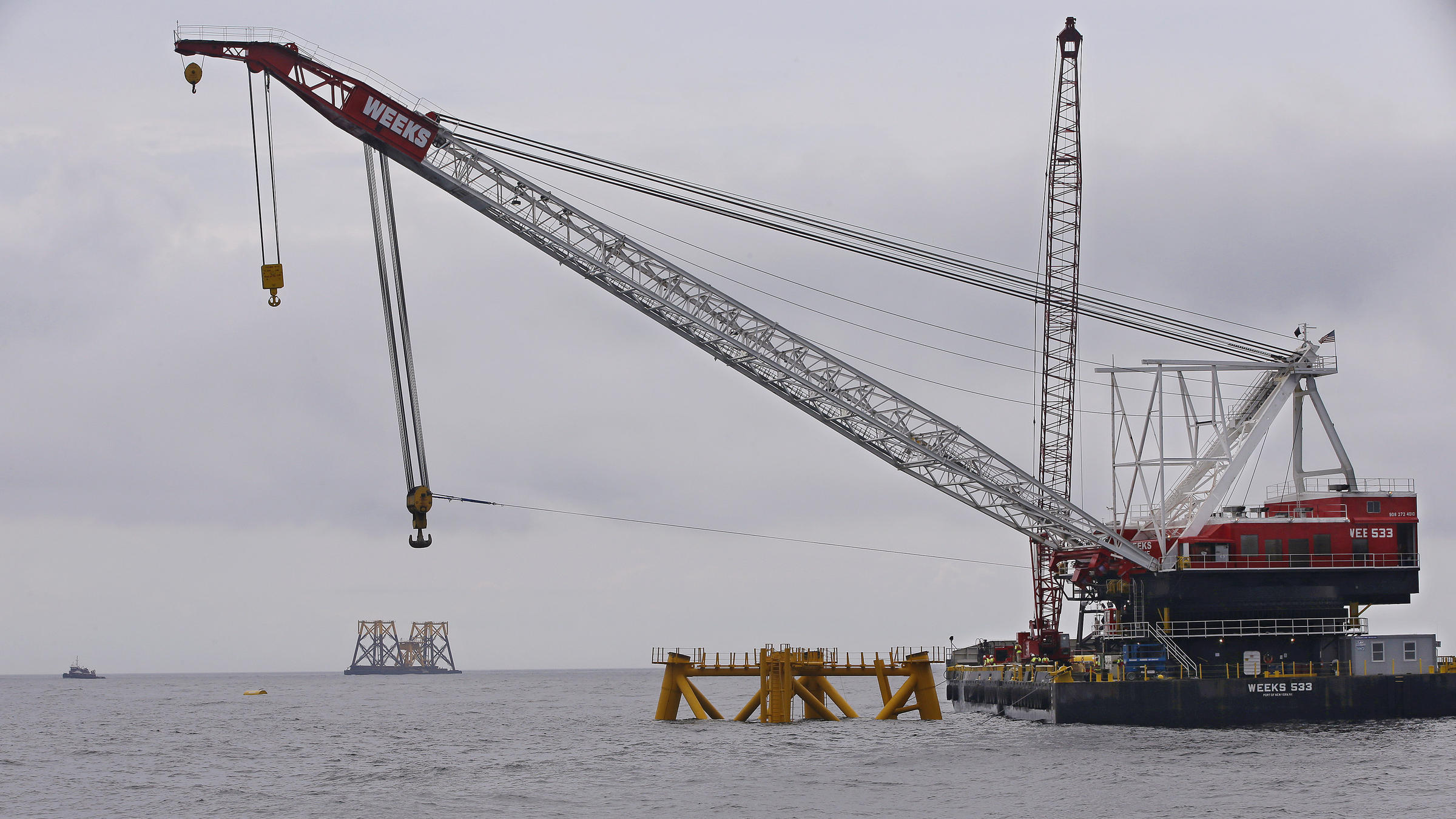 Winds Of Change Rhode Island Hopes For First Offshore Wind Farm