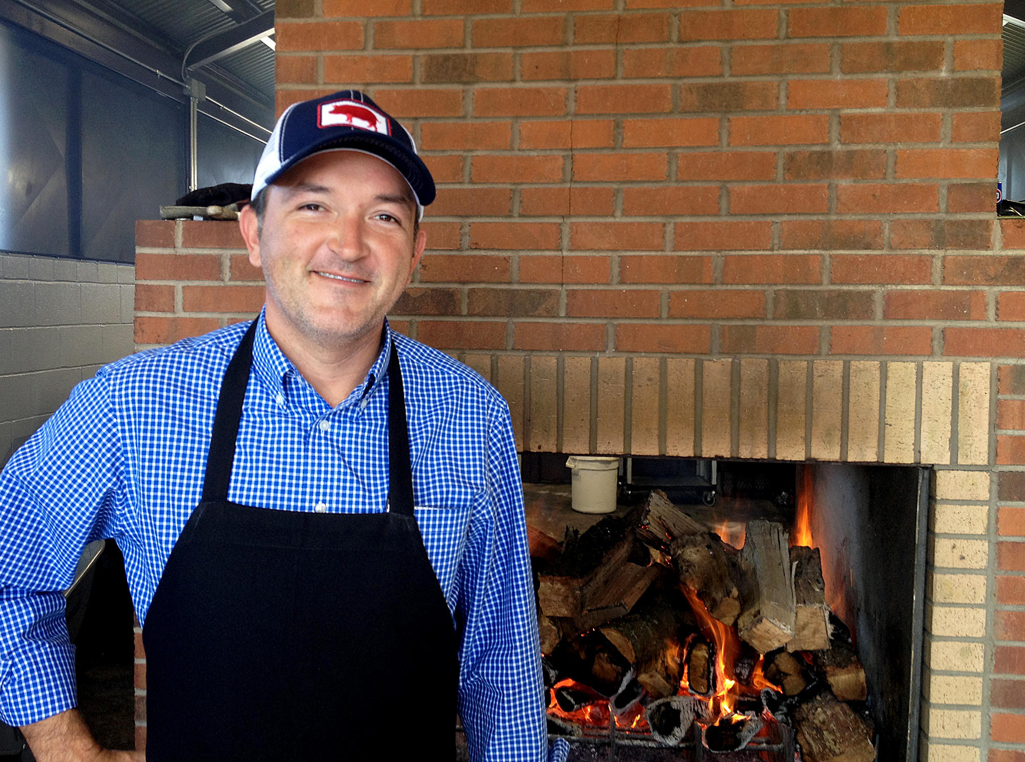 pitmasters fan the old school flames of all wood barbecue west