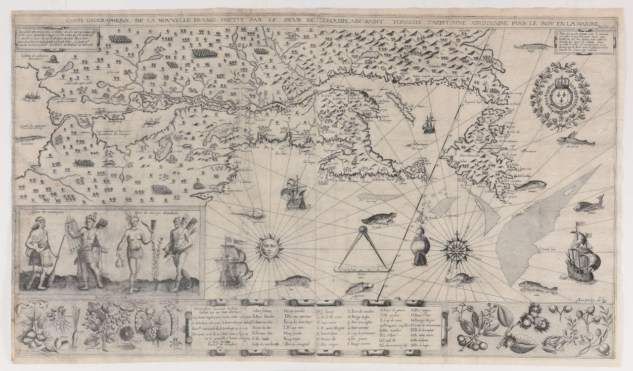 Missing For A Decade, Centuries Old Map Returns To Boston Public