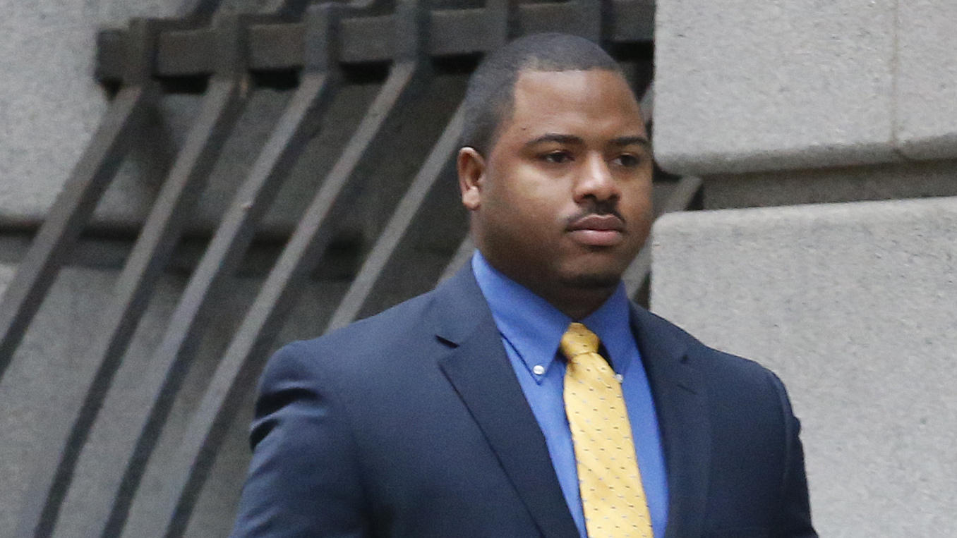 the controversial manslaughter case of freddie gray Baltimore grand jury indicts officers in freddie gray's the six police officers involved in the controversial arrest of freddie gray manslaughter second.
