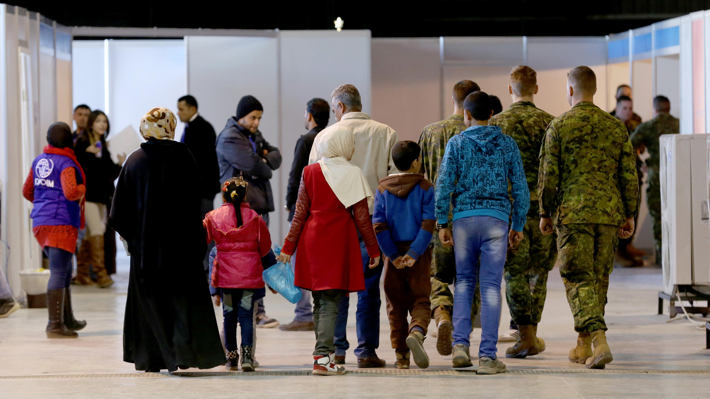 the issue of syrian refugees in the media The besieged cities in syria and aid conference in london however, the report  shows  even though the media outlets´ interest to refugee issues decreased.