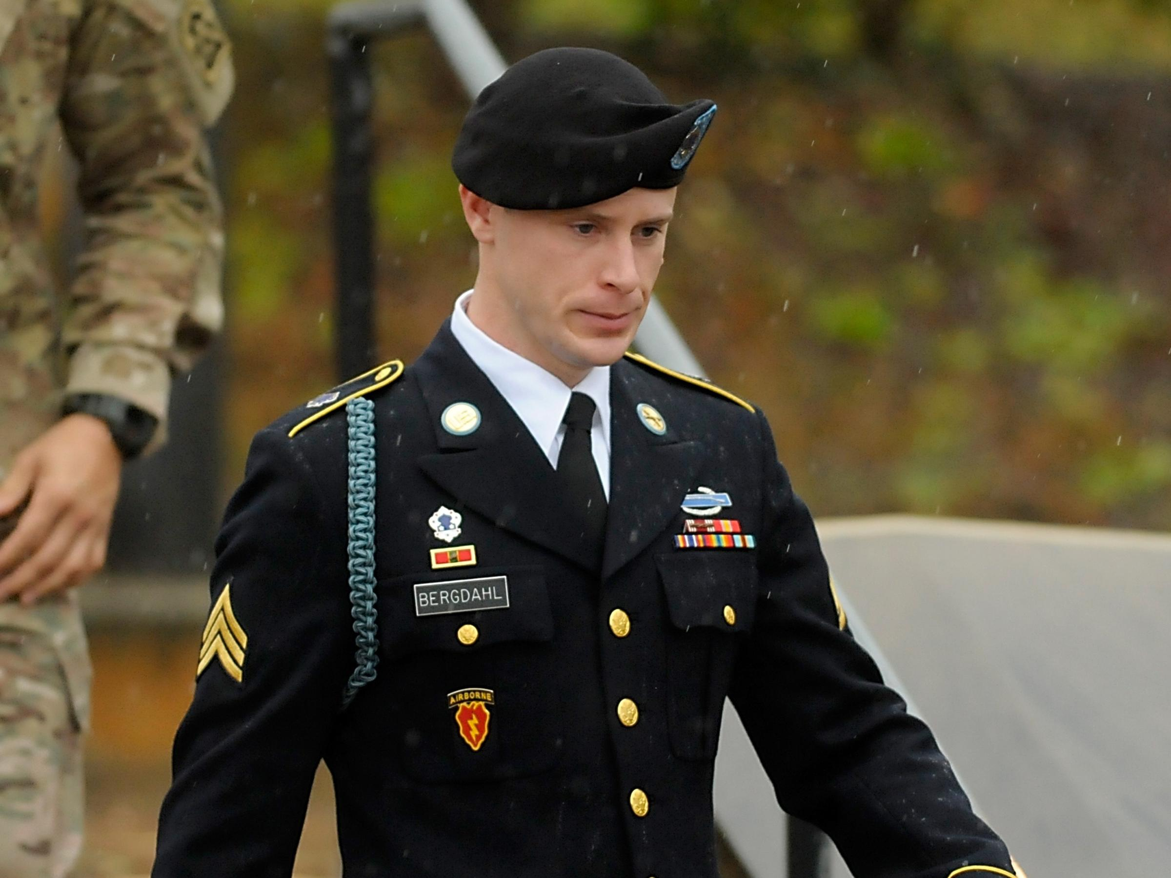bowe bergdahl height