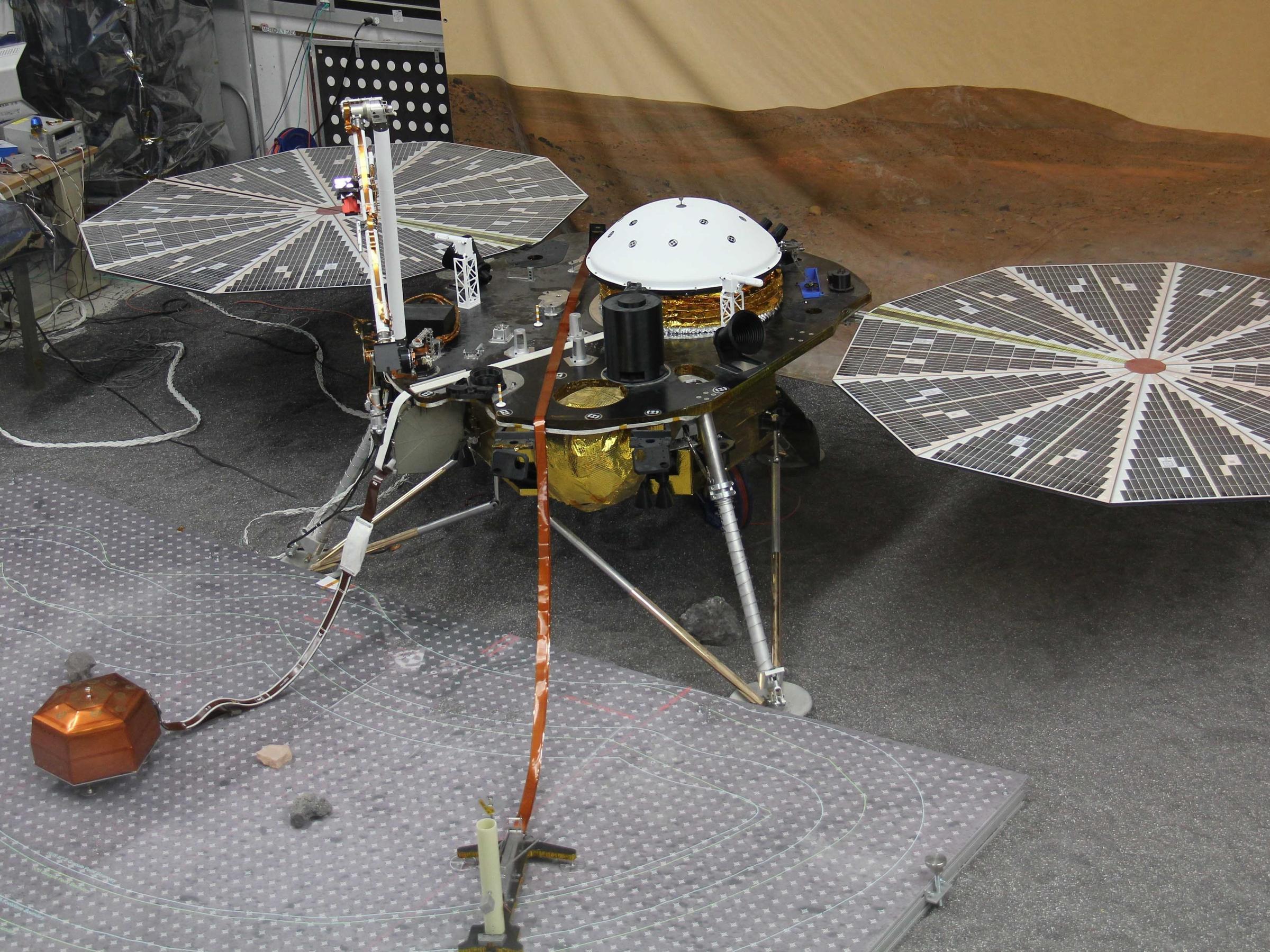 Instrument Malfunction Causes NASA To Suspend Next Mars ...