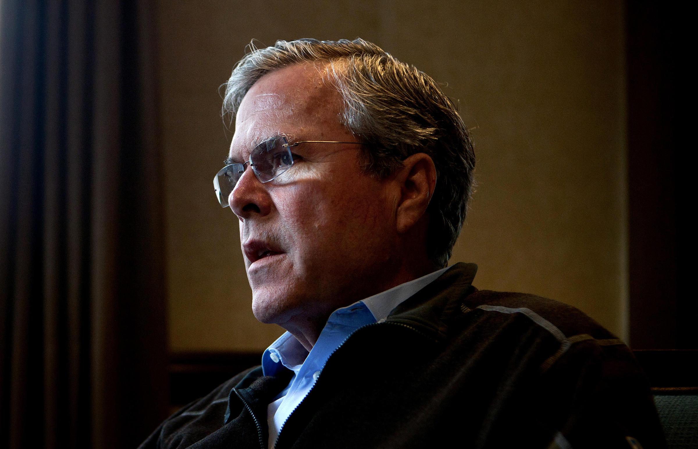 Jeb Bush Quotes Jeb Bush Says Voters' Passions For Trump Will Pass  Wpsu