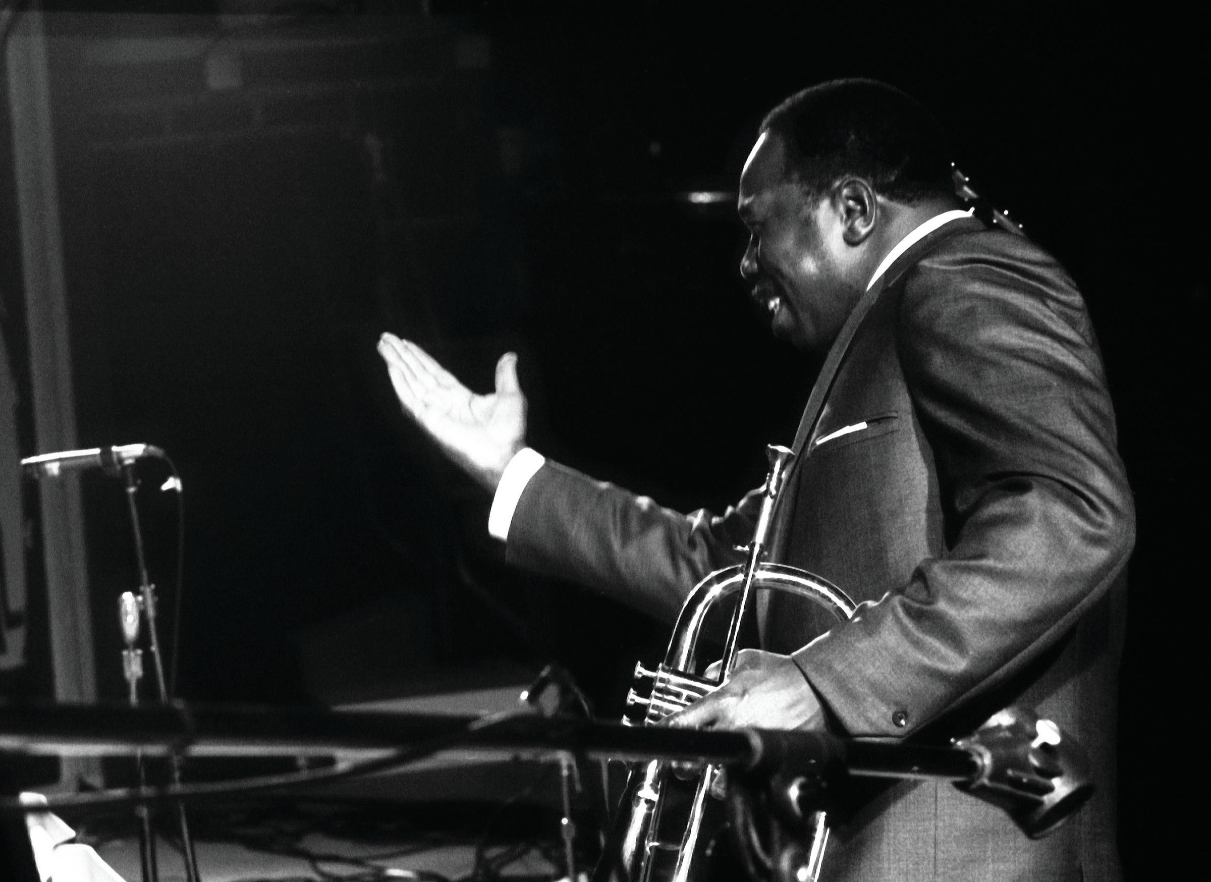 Thad Jones Mel Lewis Jazz Orchestra Central Park North