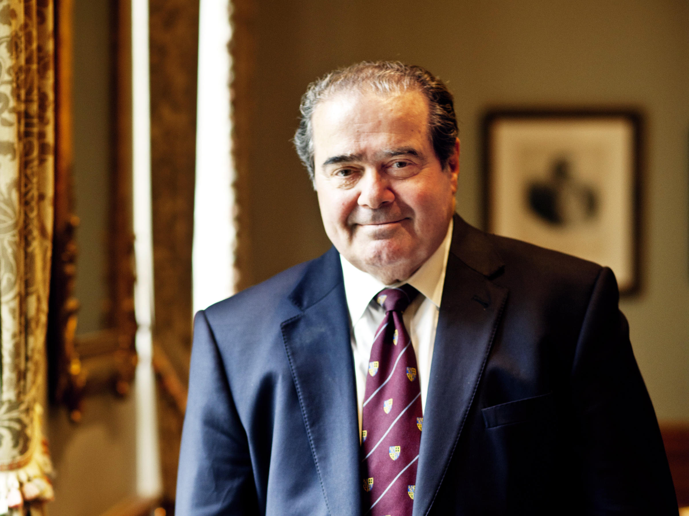 scalia The late conservative justice antonin scalia was known for dissenting opinions on social issues like abortion rights and gay marriage, remarking that he liked to tell the majority to take a walk.
