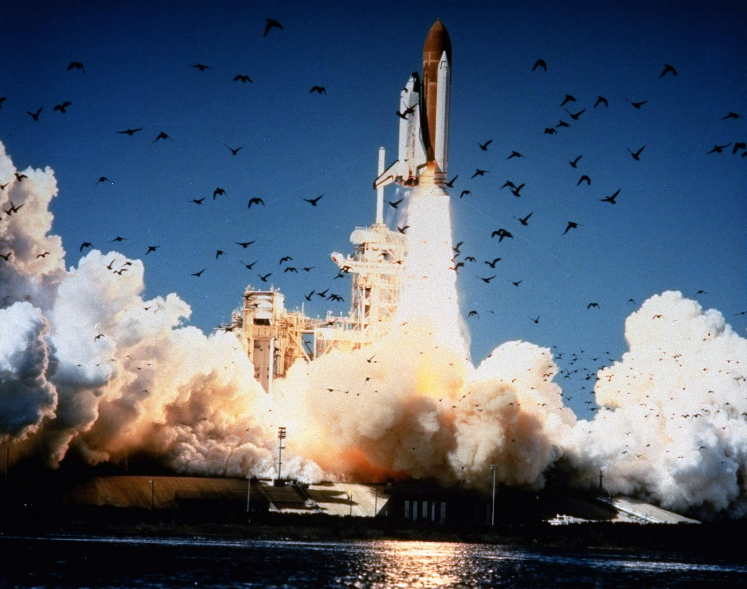 space shuttle explosion 1986 - photo #15