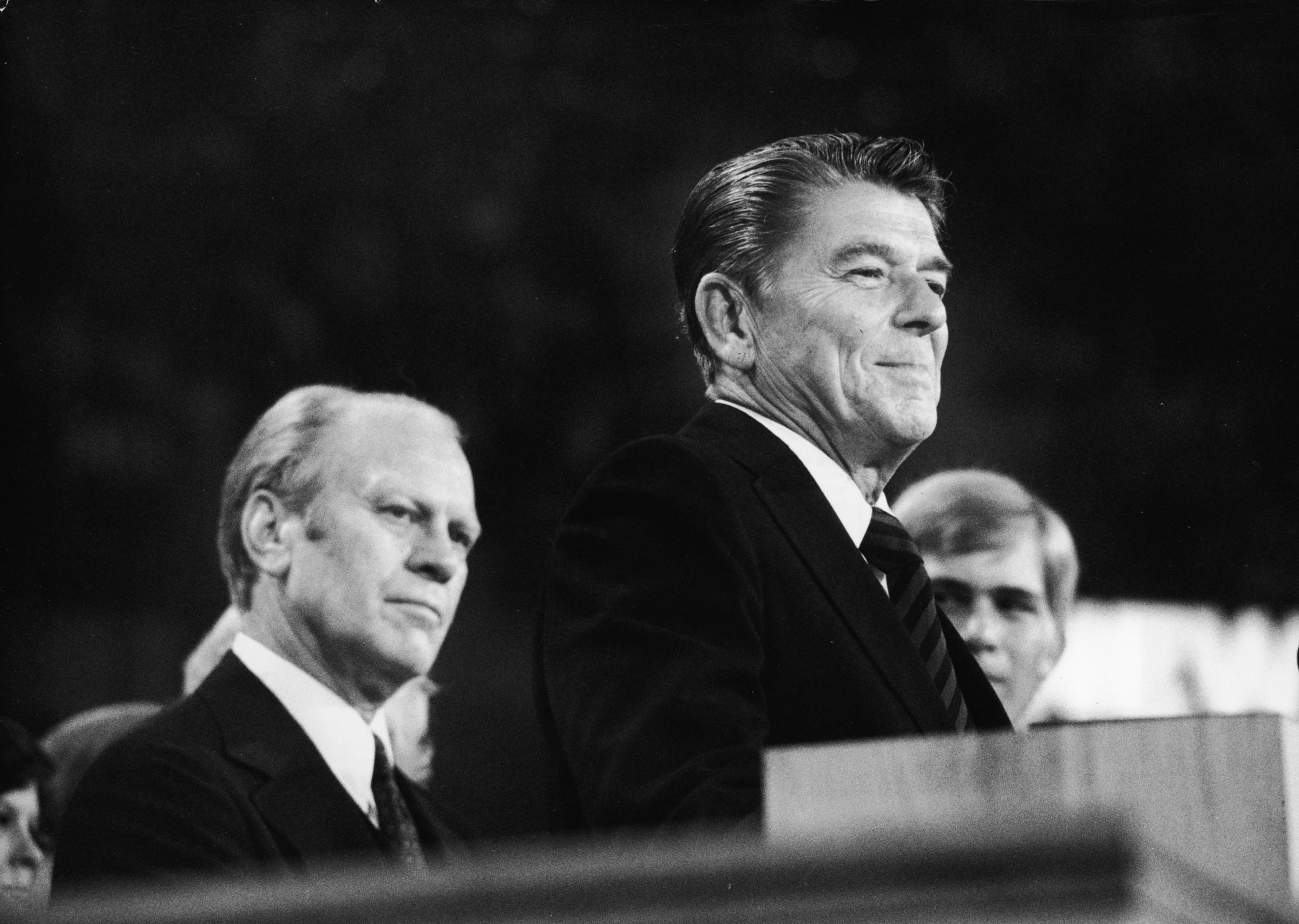 1976 The Last Time Republicans Duked It Out To The Last