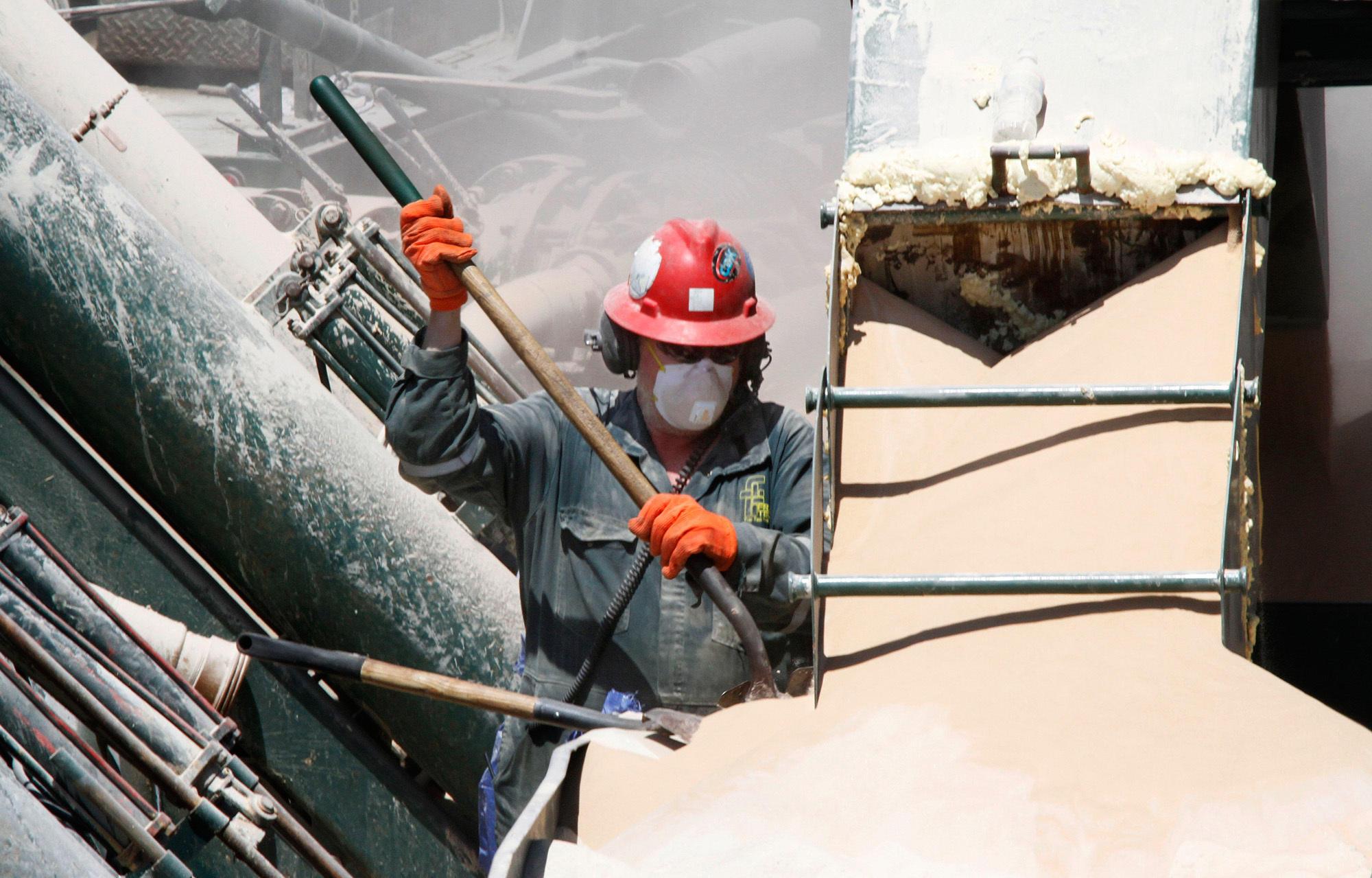 OSHA Final Rule on Respirable Silica Dust