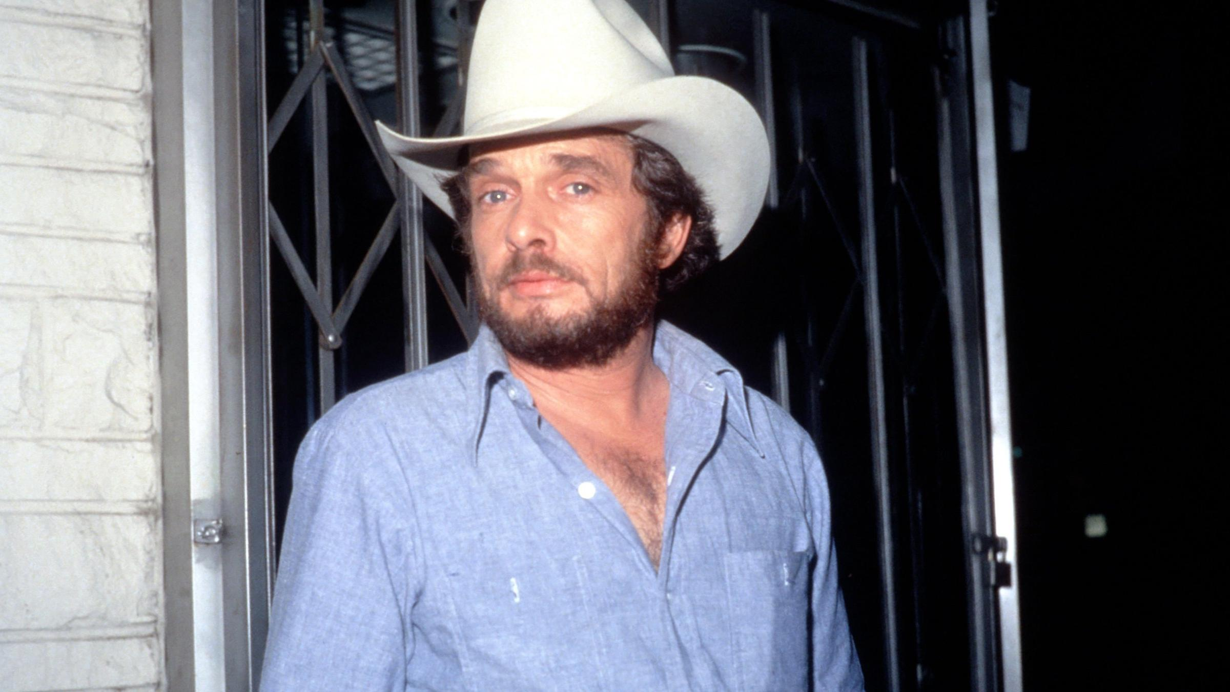 Merle Haggard's Son, Ben, Writes Loving Post About His Dad