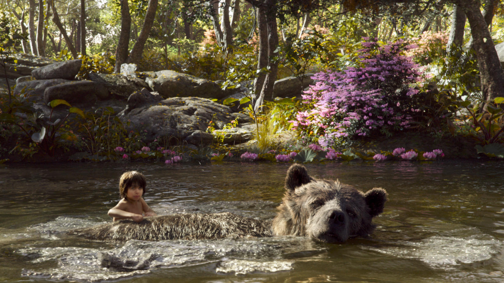 Jungle Book: Disney creates innovative Facebook 360 videos