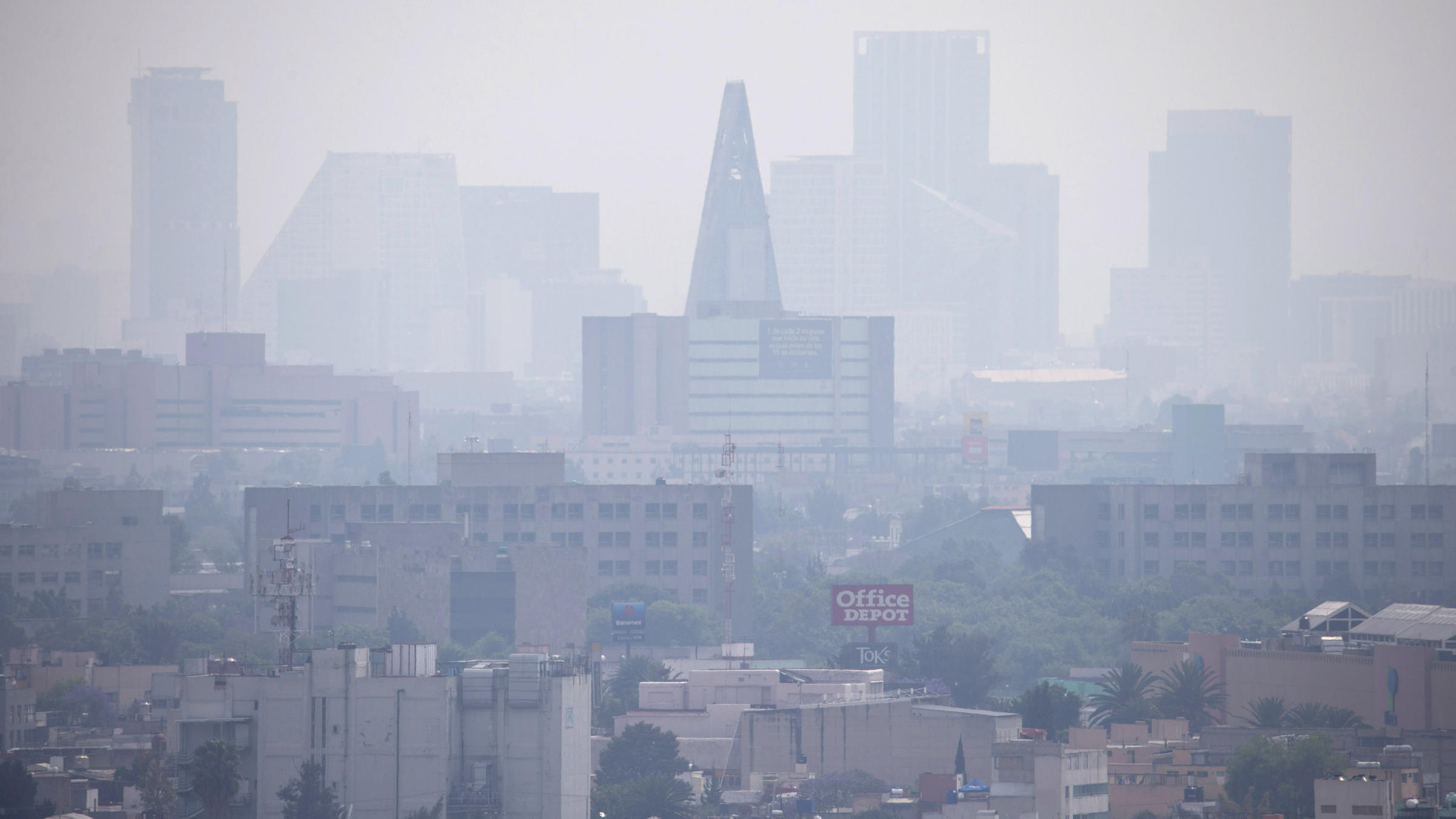 Vehicle Smog History >> In Mexico City, The Return Of Terrible Smog | WGLT