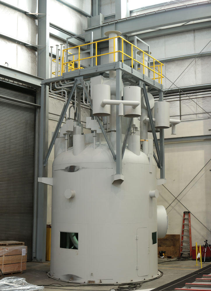 Small Modular Reactors >> Nuclear Developer Details Timeline For Trailblazing Reactor Debut In Idaho | KUOW News and ...
