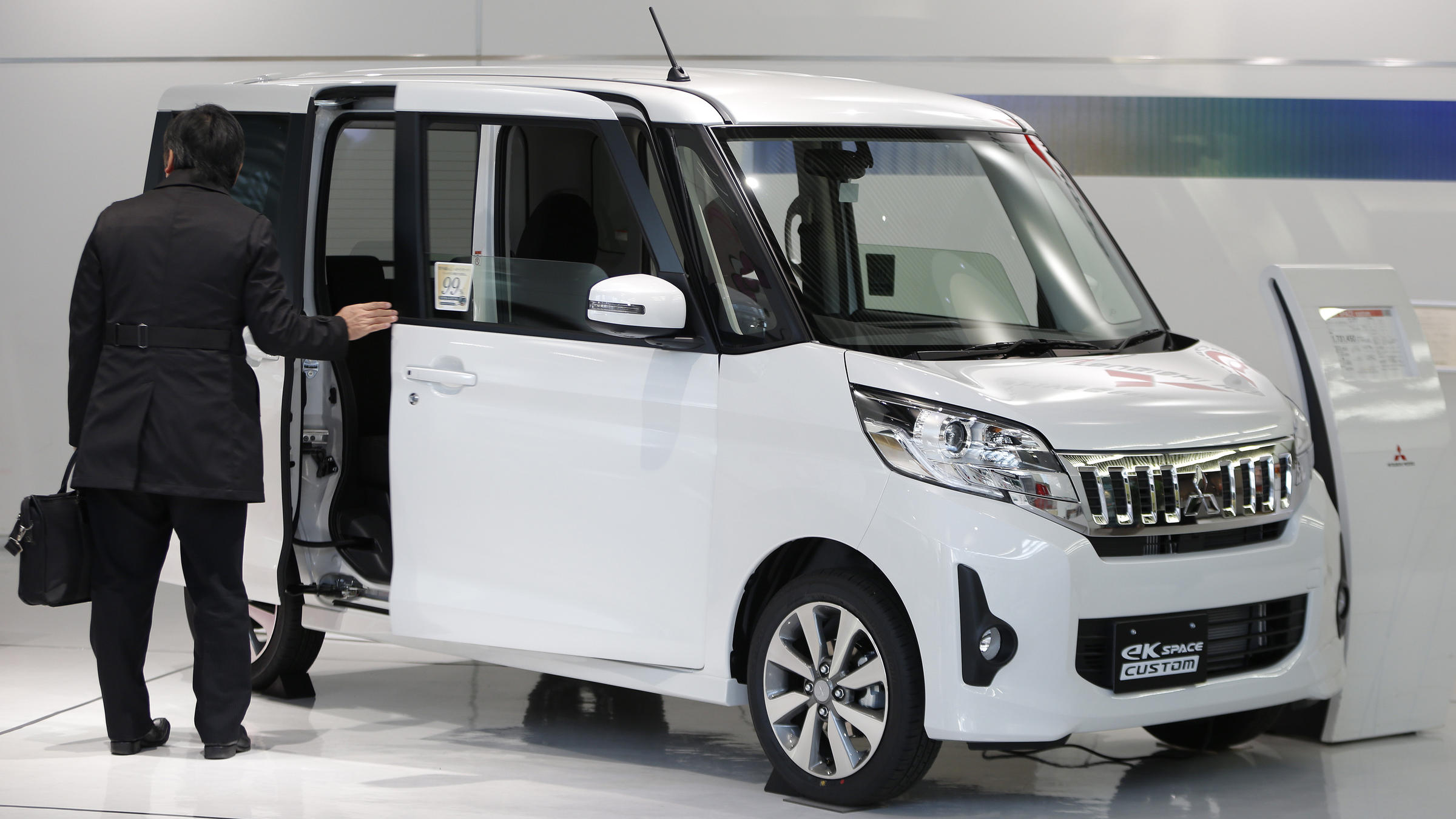 Mitsubishi Says It Tricked Fuel Mileage Tests On Some Cars
