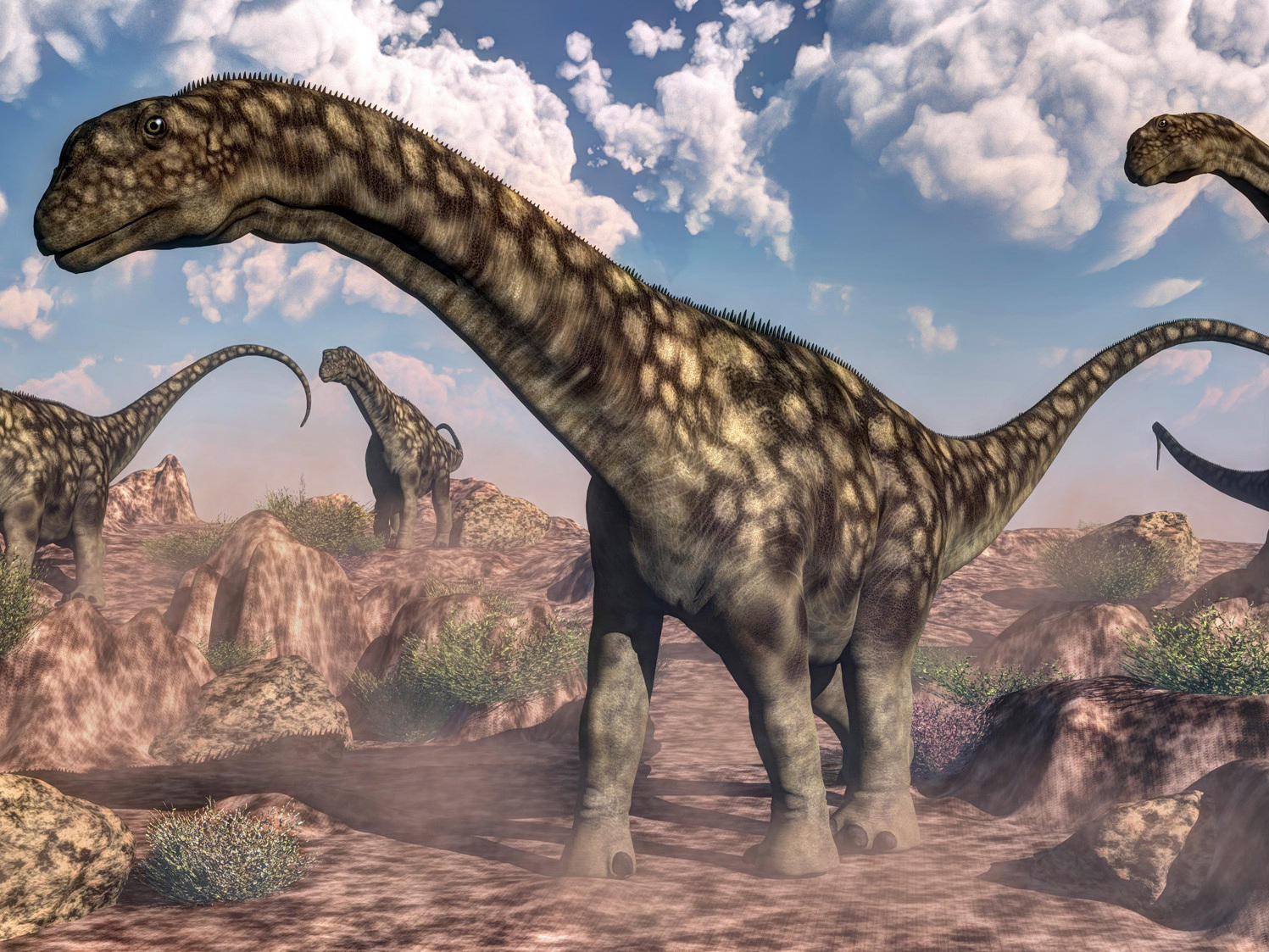 Y Were Dinosaurs So Big Superhearing And Fast ...