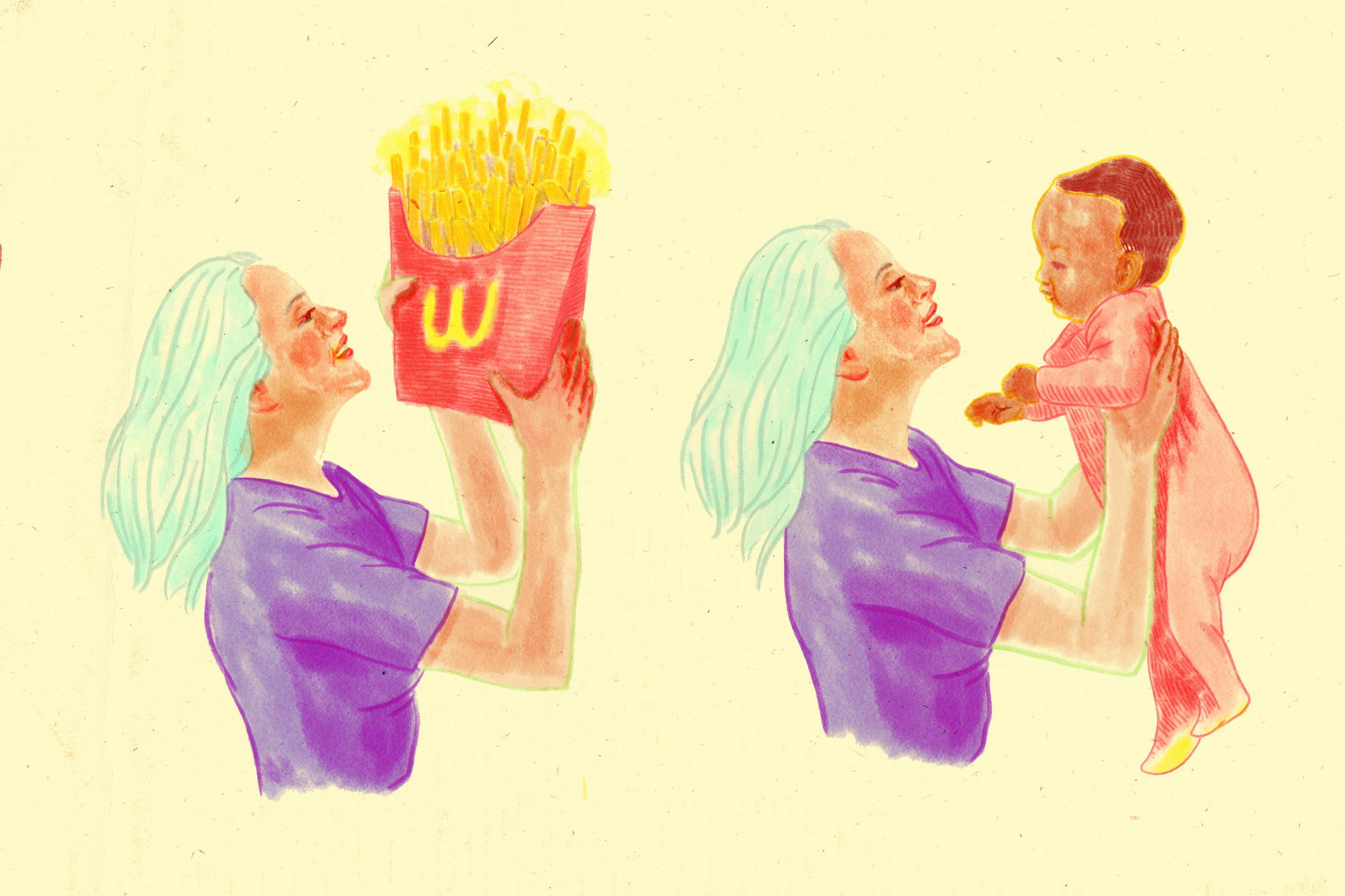 fast food affecting young kids The ill effects of fast food on children that every my parents taught me this from a young age and i was never affected by fast food advertisements and.