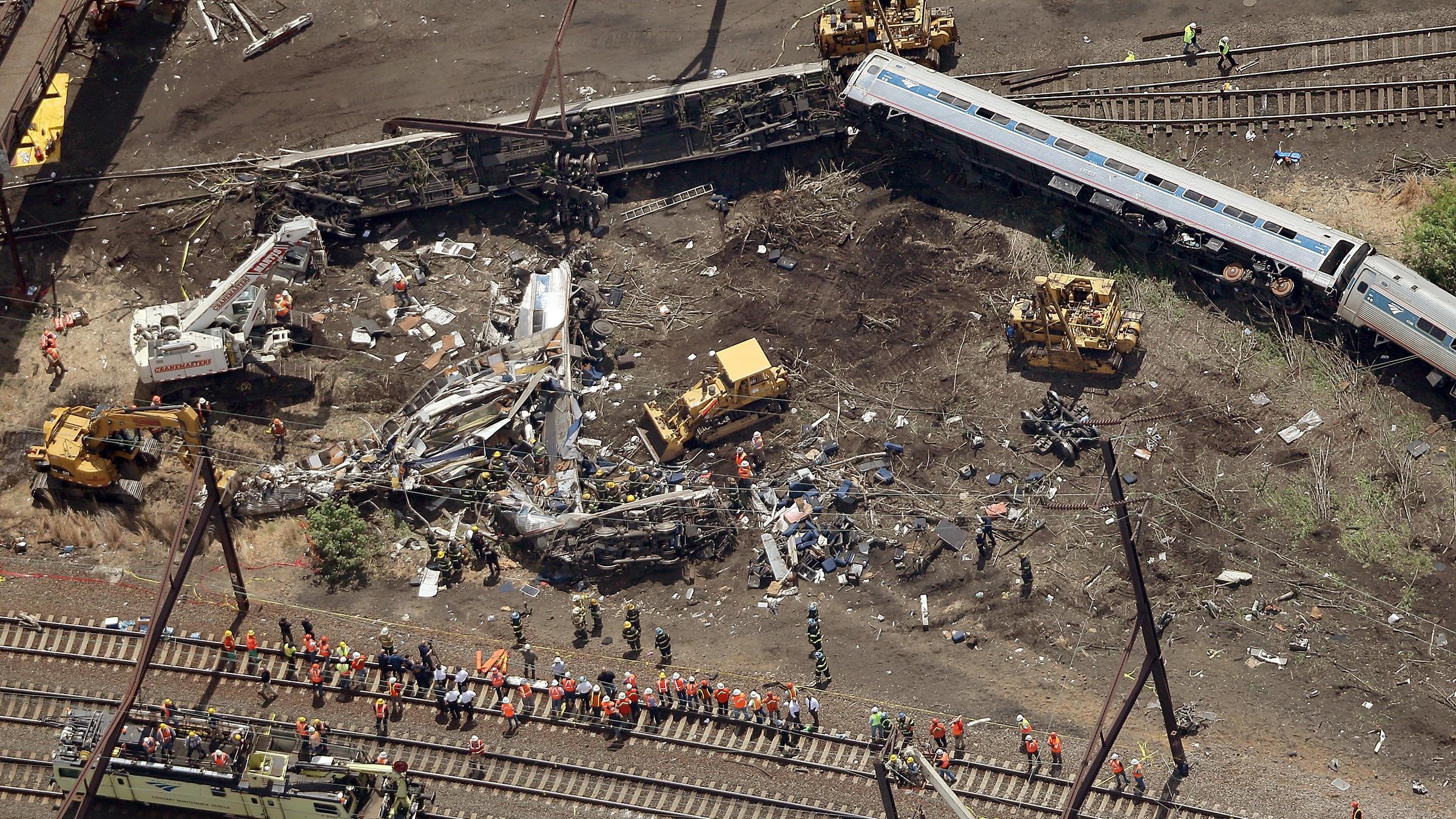 One Year After Fatal Amtrak Derailment, Still Waiting For ...