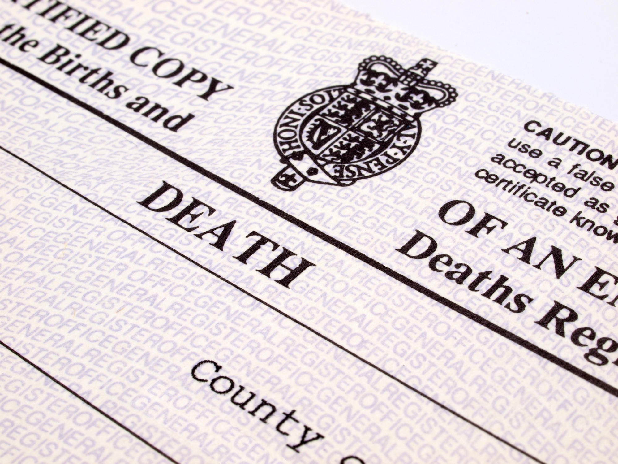 Details on death certificates offer layers of clues to opioid a death certificate needs to say more than something vague like opioid intoxication to view slideshow 1 of 2 1betcityfo Image collections