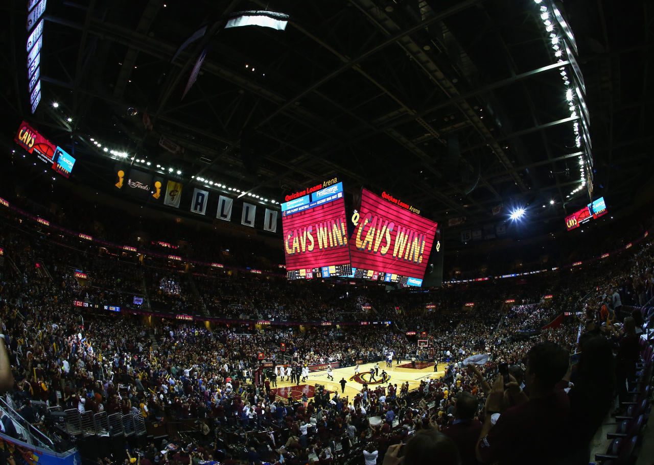 Cleveland Cavaliers Strike Back In Game 3 Of NBA Finals ...