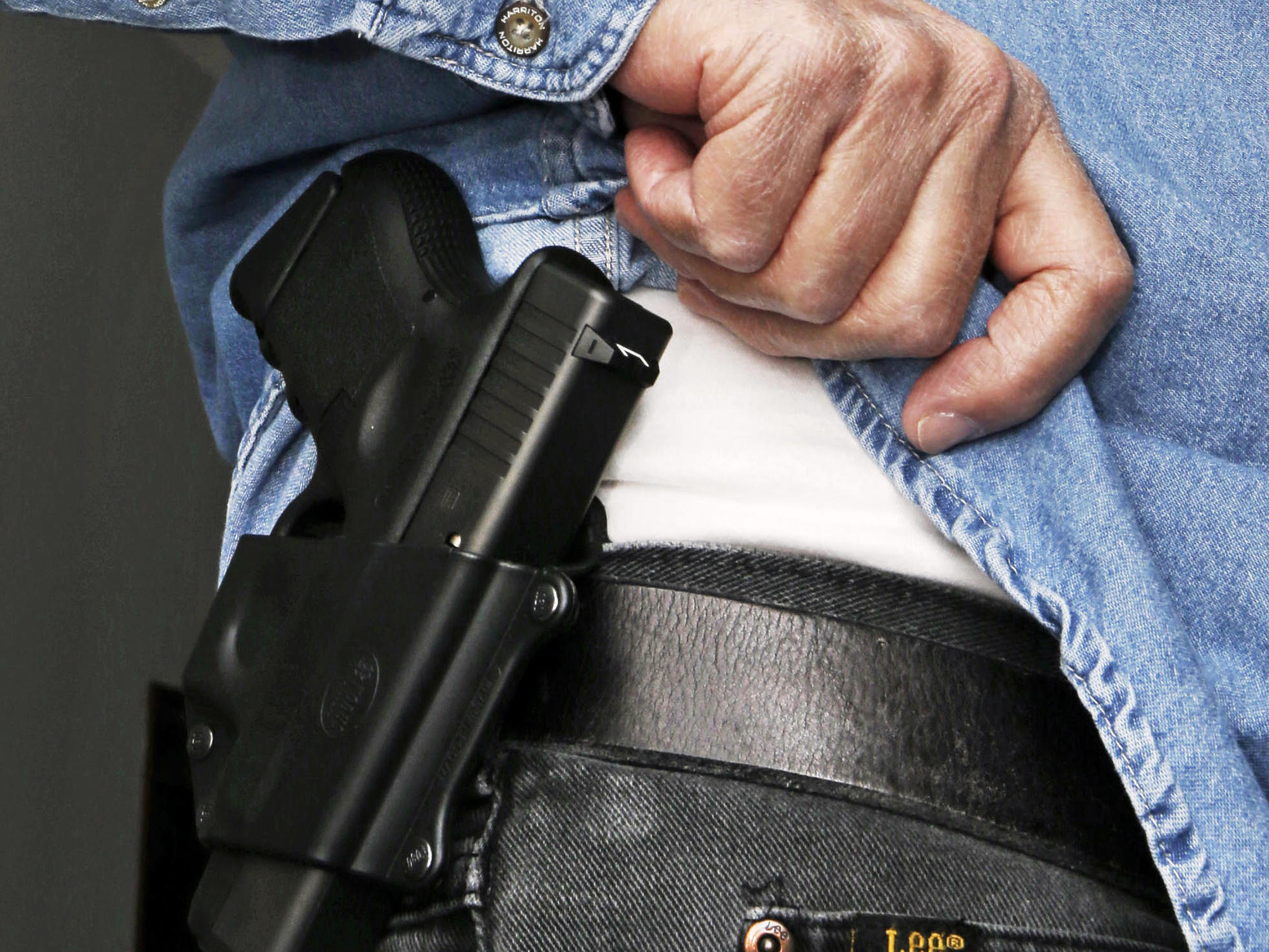 concealed weapons on campus opportunity or
