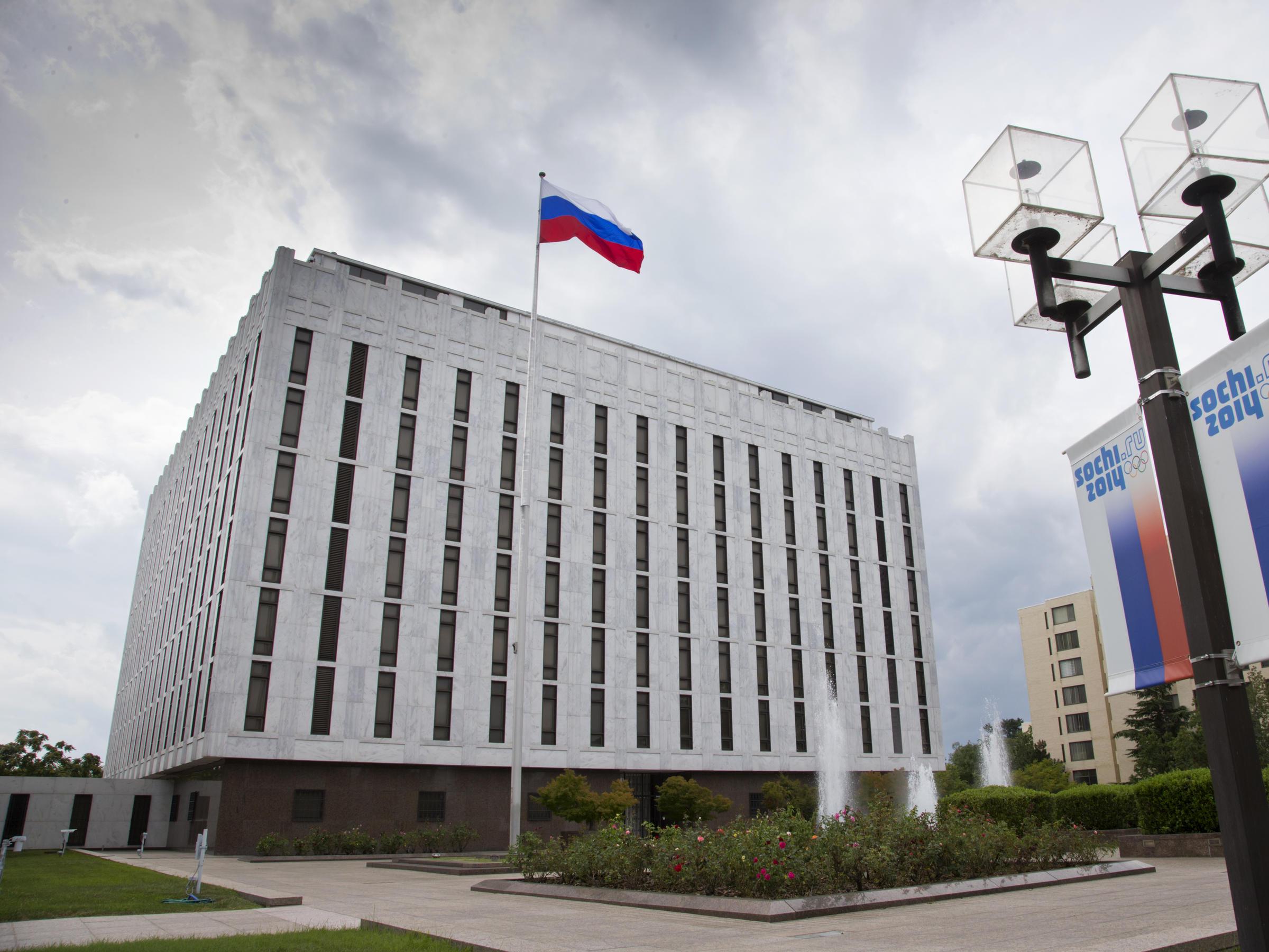 СМИ: Вашингтон может потребовать закрыть российское генконсульство в США