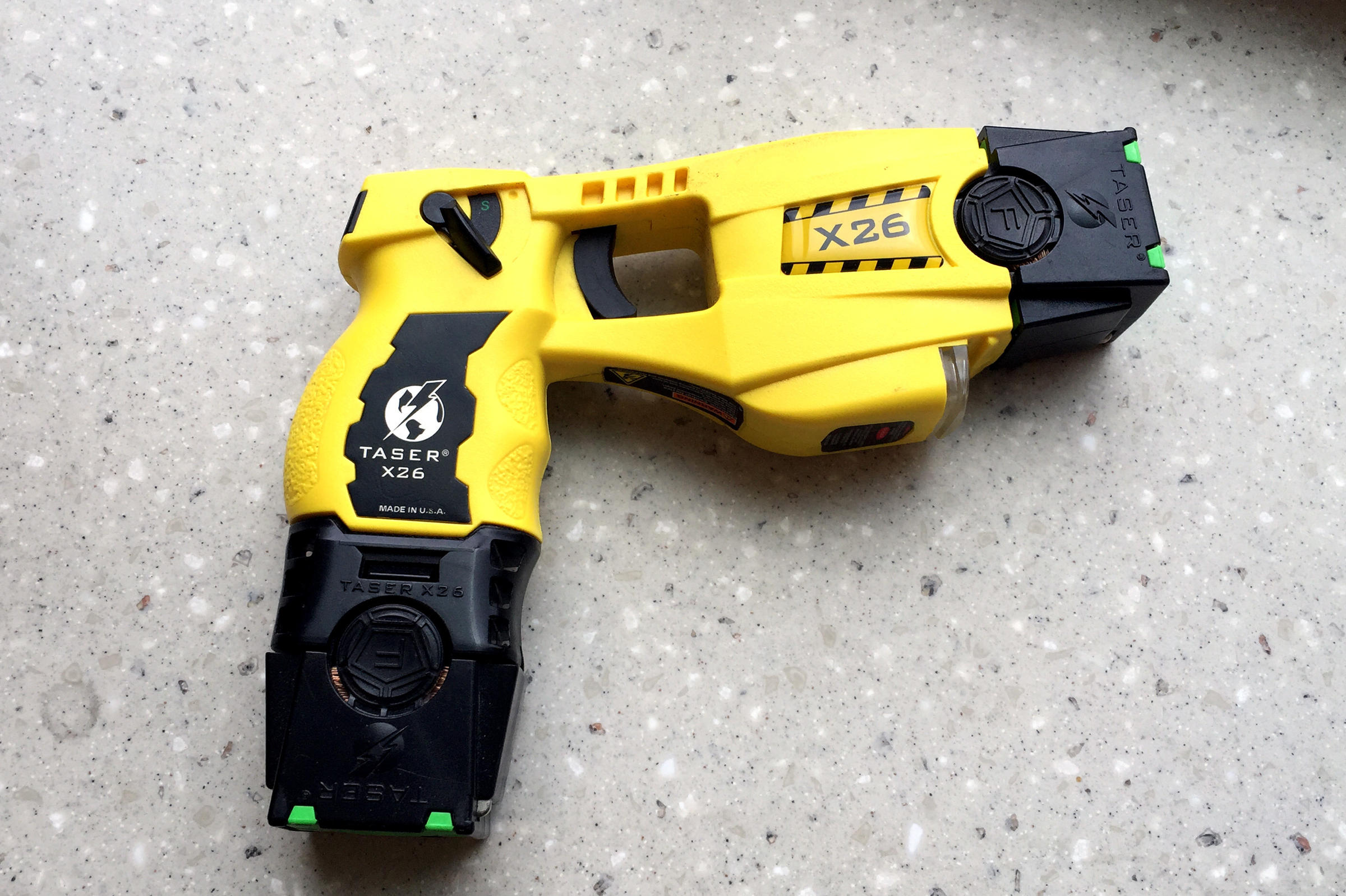 taser research In january 2014, criminology researchers at the university of south florida  announced they were teaming up with the orlando police.