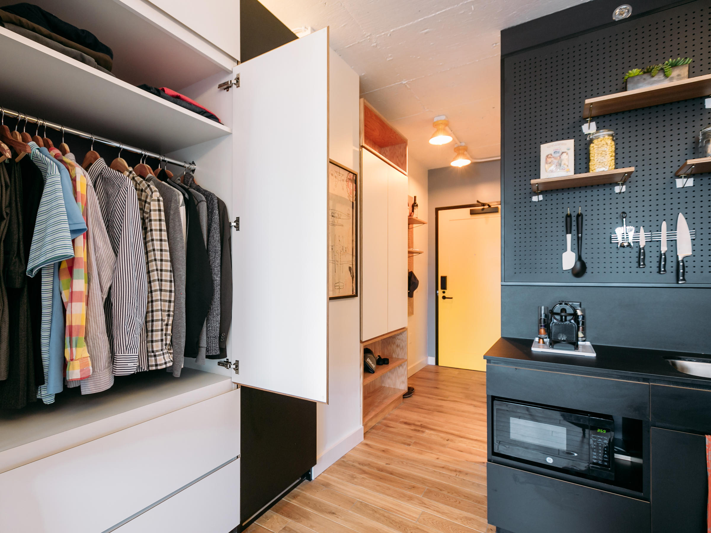 They're Small, But These Big-City Apartments Tout Their ...