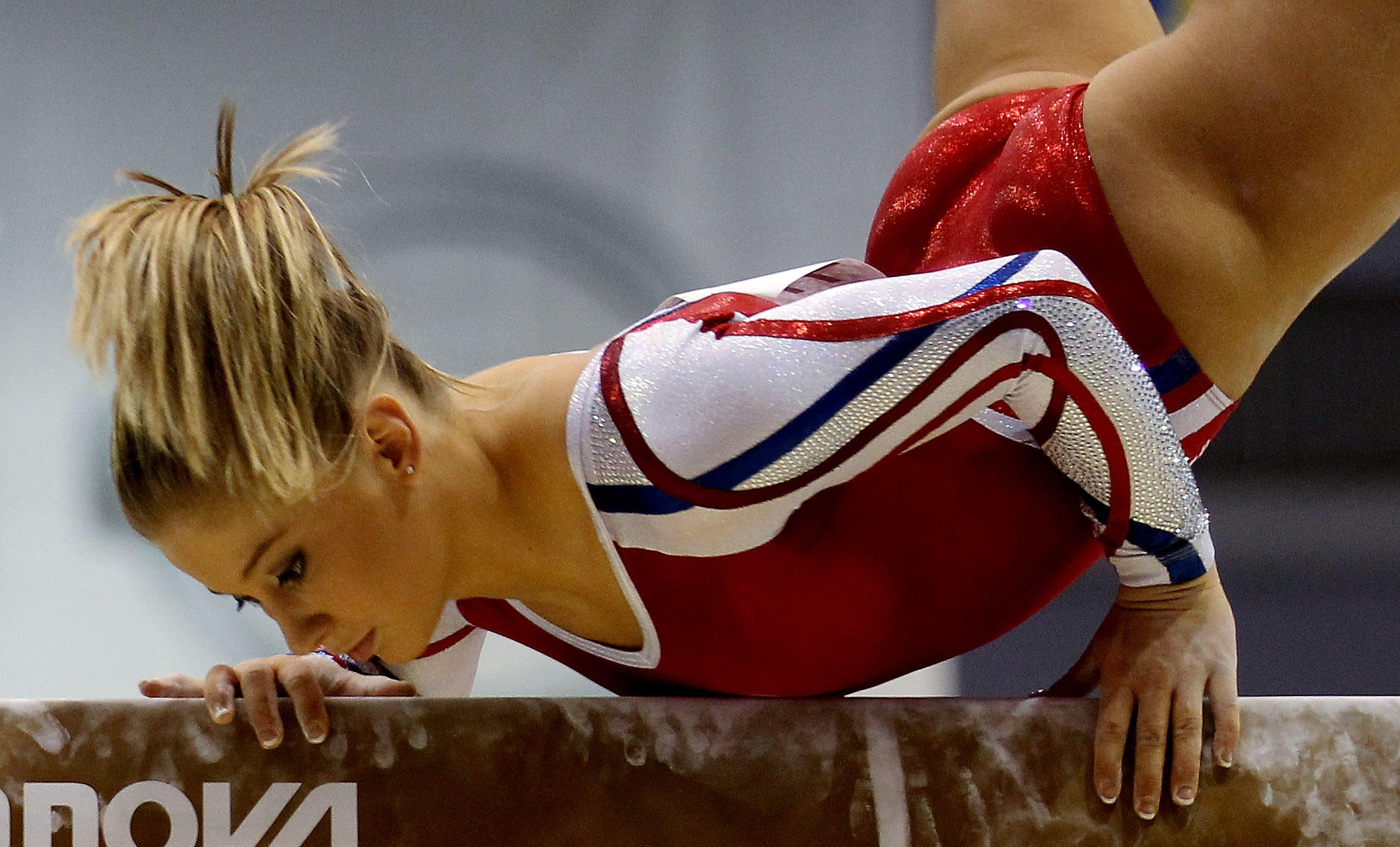 Can suggest olympic gymnast shawn johnson ass