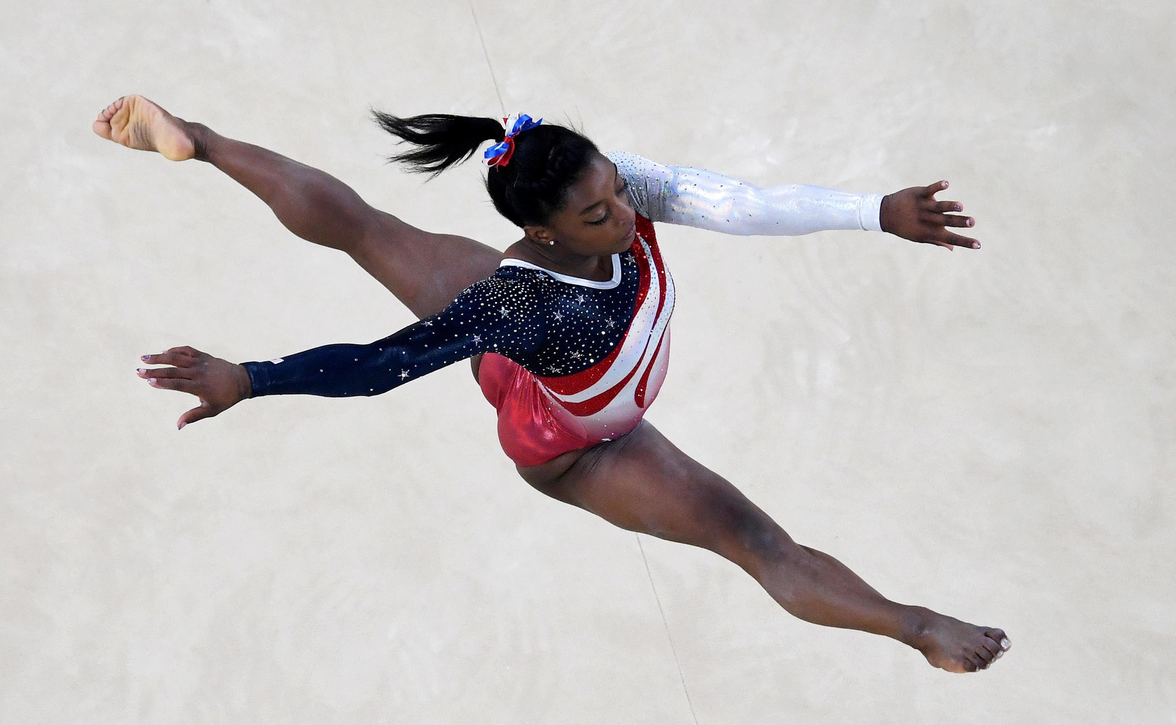 US Womens Gymnastics Team Wins Gold Medal Live Blog