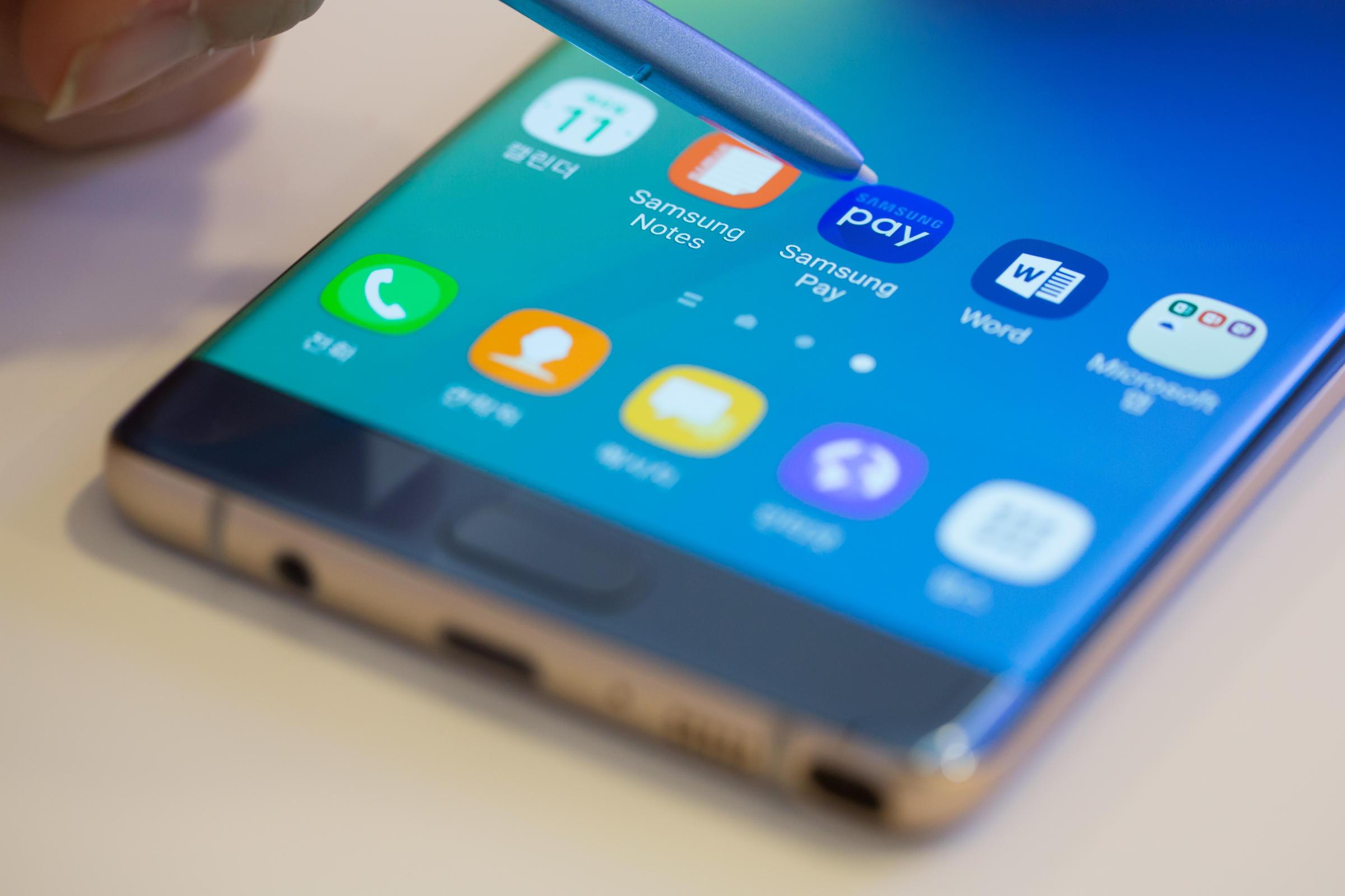US formally recalls Samsung Galaxy Note7