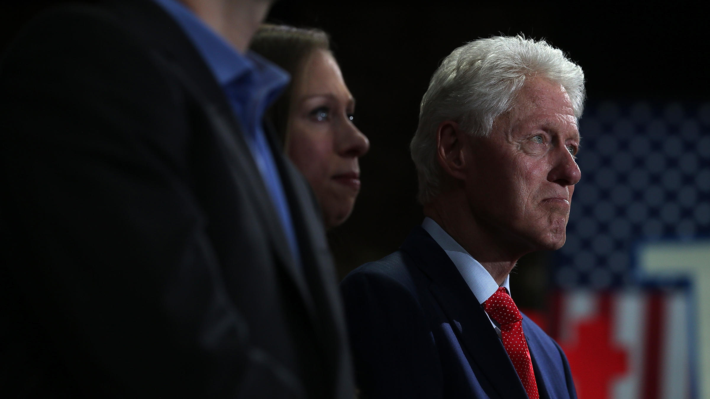 Bill Clinton: 'It's Hard' To Think About Leaving ...
