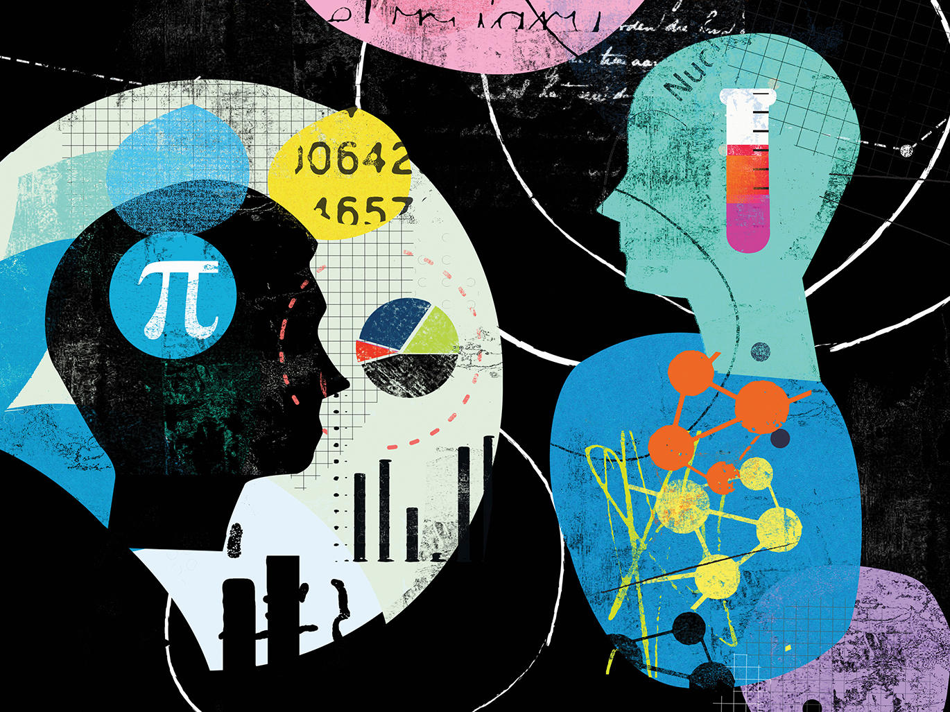 When Blind People Do Algebra, The Brain\'s Visual Areas Light Up | WUNC