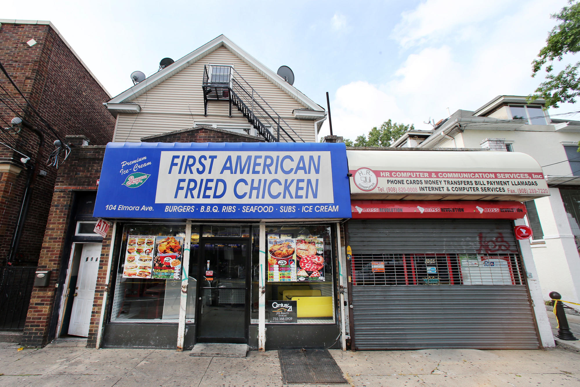 first american fried chicken elizabeth nj