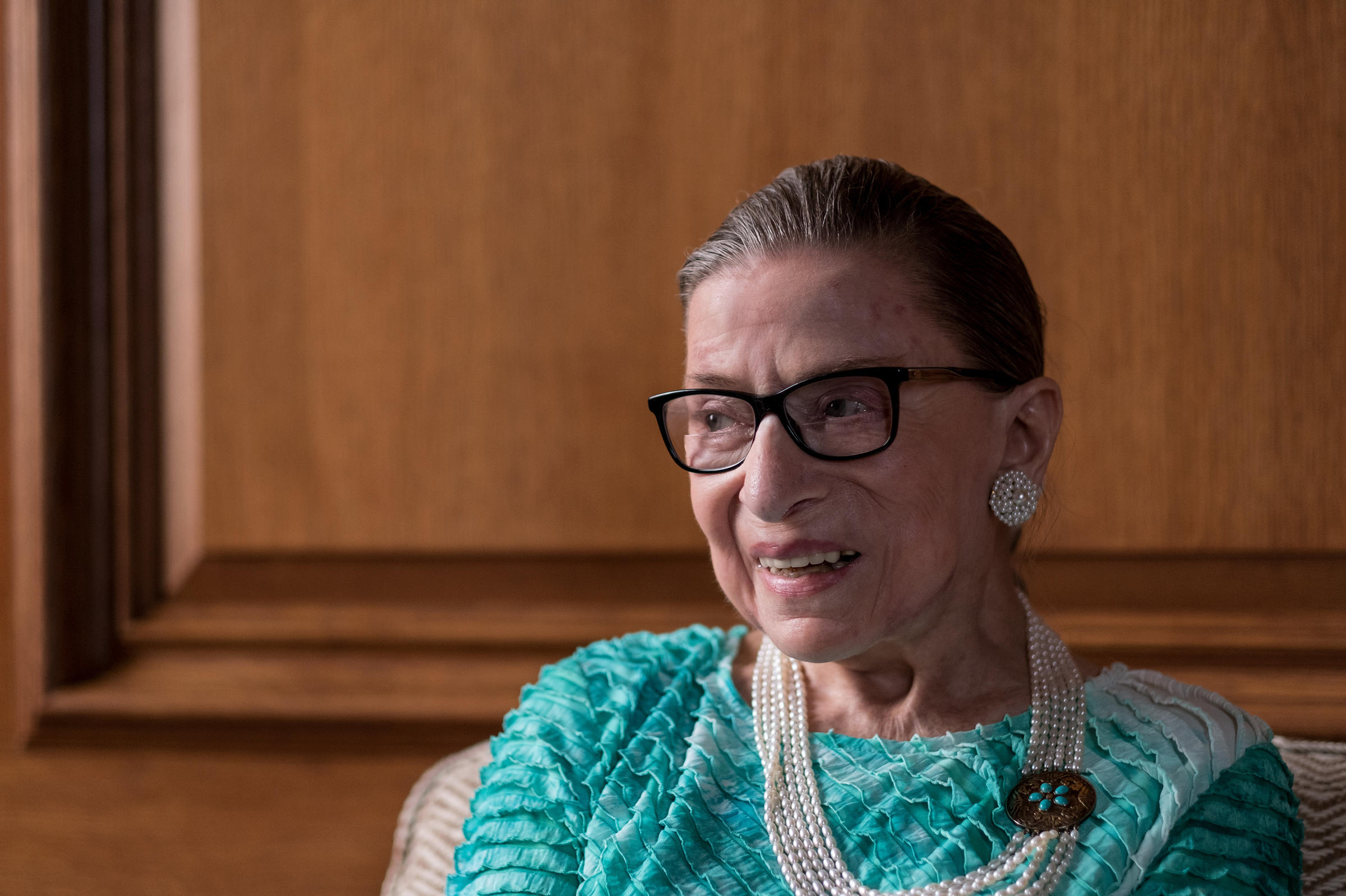 The Key Part Of RBG's Dissent In The Supreme Court 'Cakeshop' Case