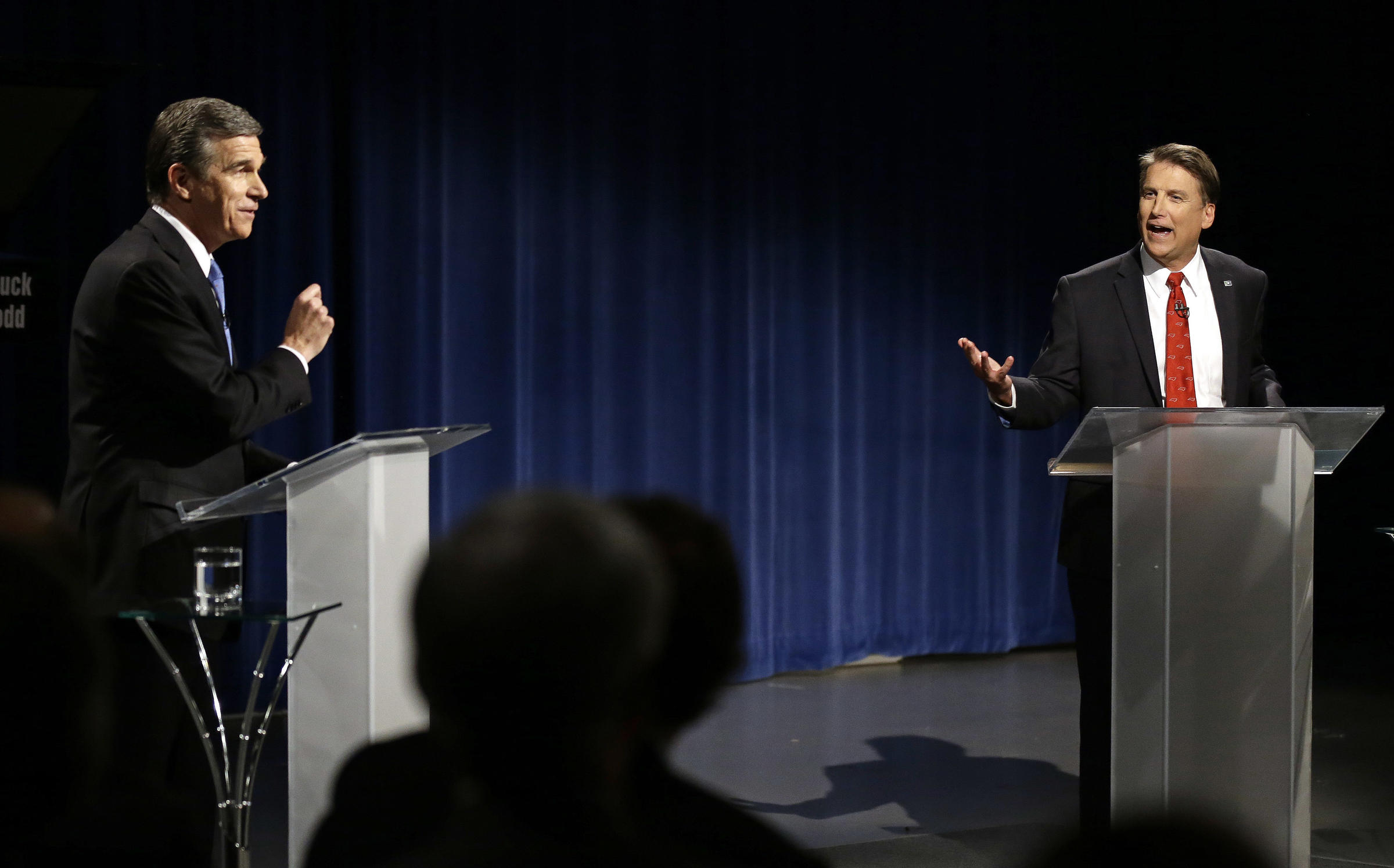 mccrory cooper exchange jabs in second gubernatorial debate bpr