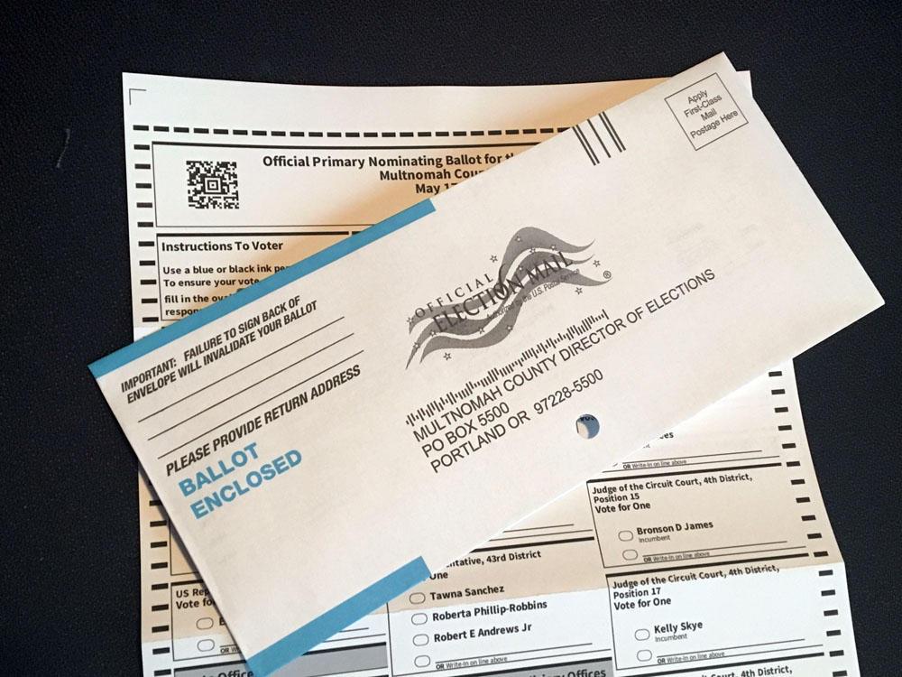 Washington County Oregon ballot measures  Ballotpedia