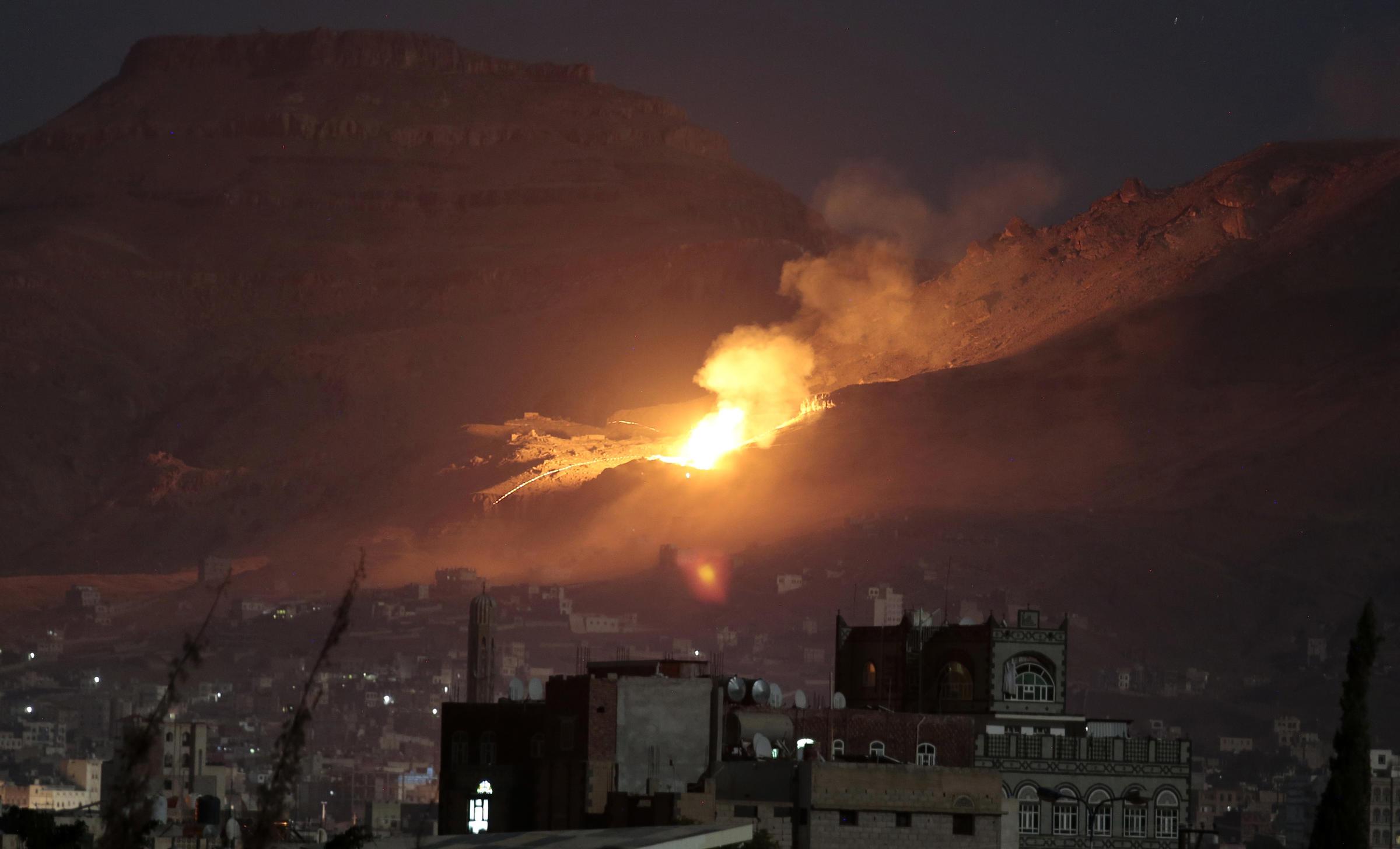 Cease-Fire Is Set To Go Into Effect In Yemen