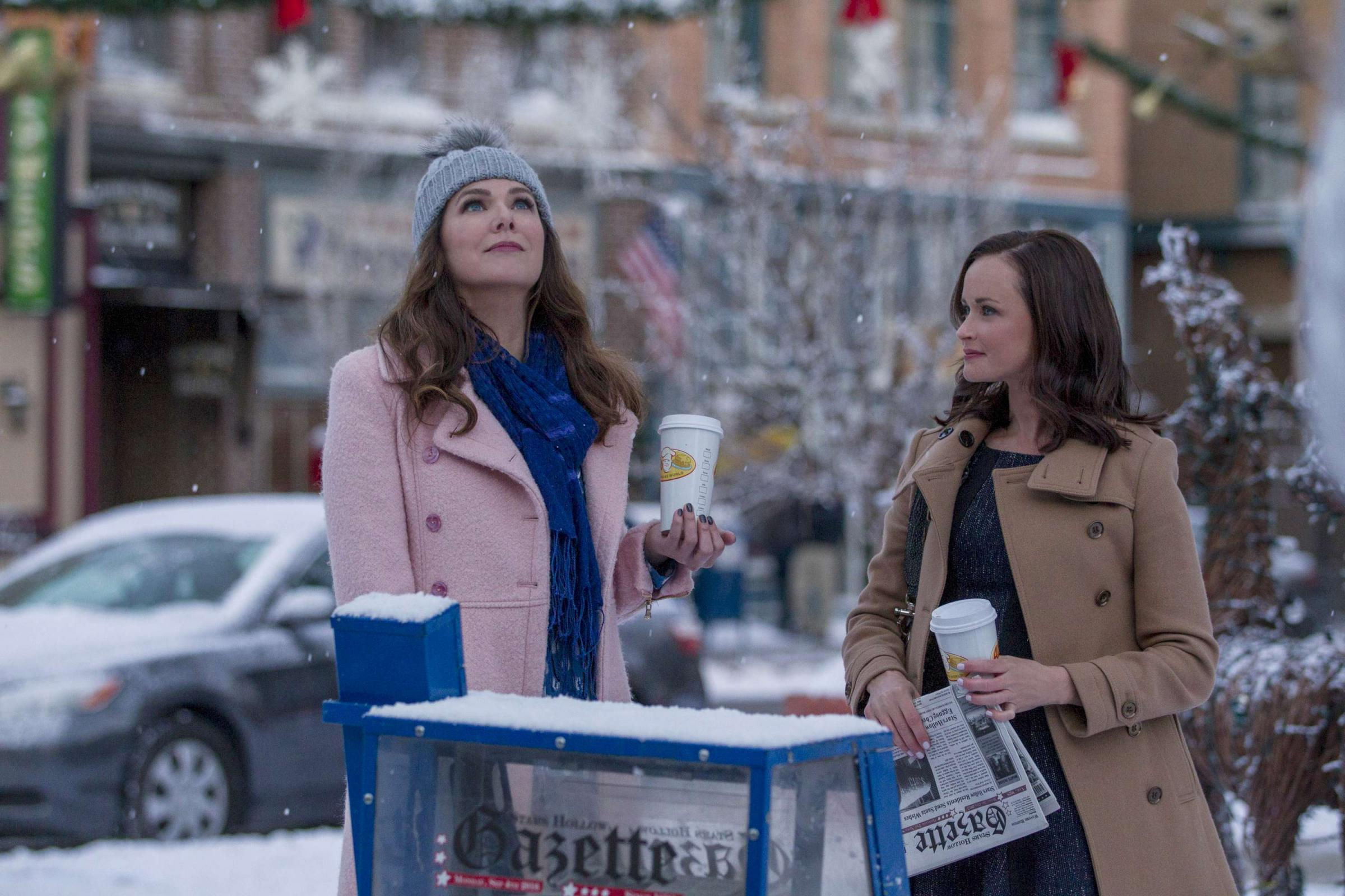 Here is the First Full 'Gilmore Girls' Trailer - And it Looks Promising!