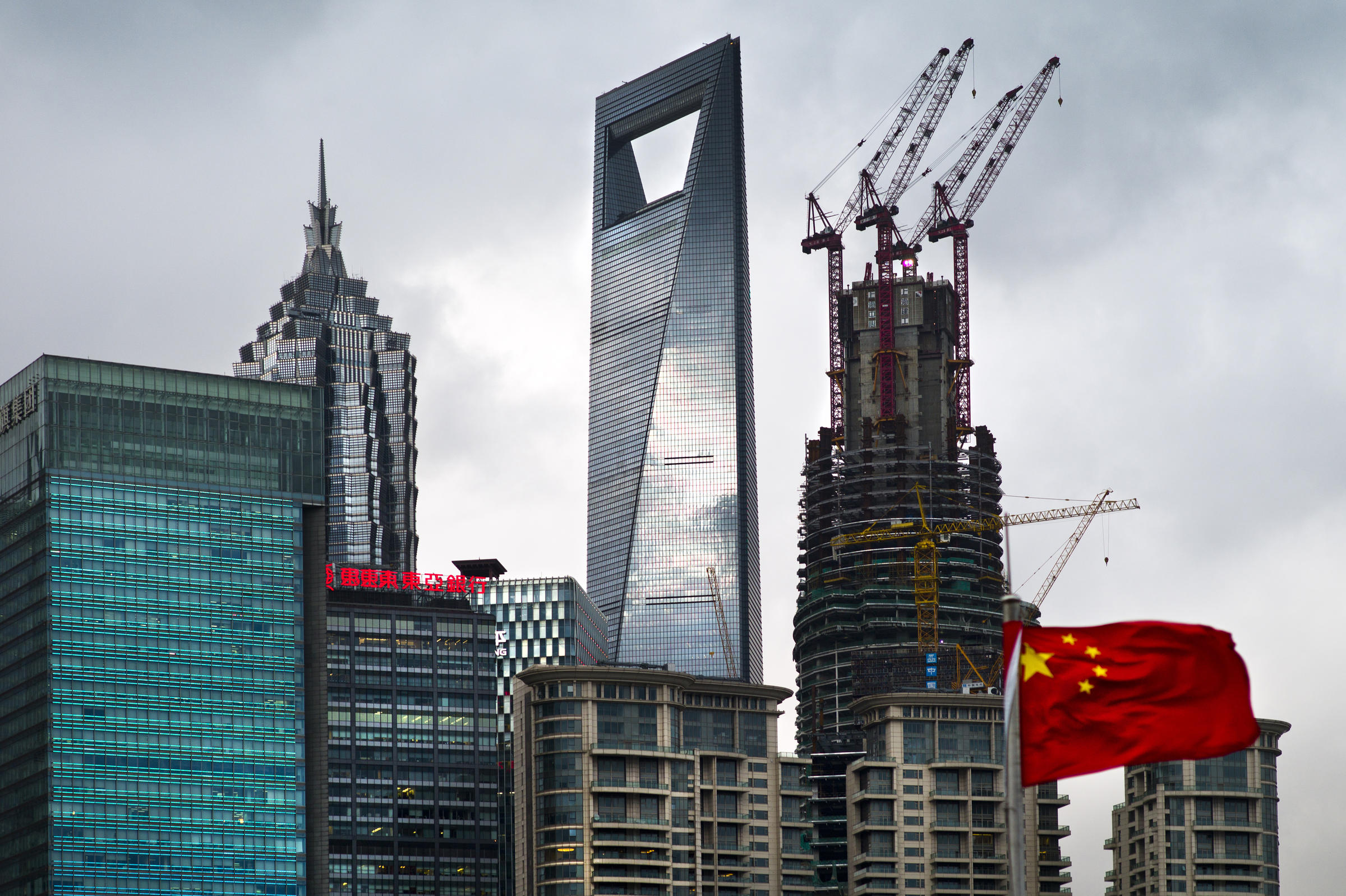 the growing influence and rising economy of china While economic growth in the rest of the world is slowing, asia pacific's economic  growth as a whole is picking up it is reported that asean is.