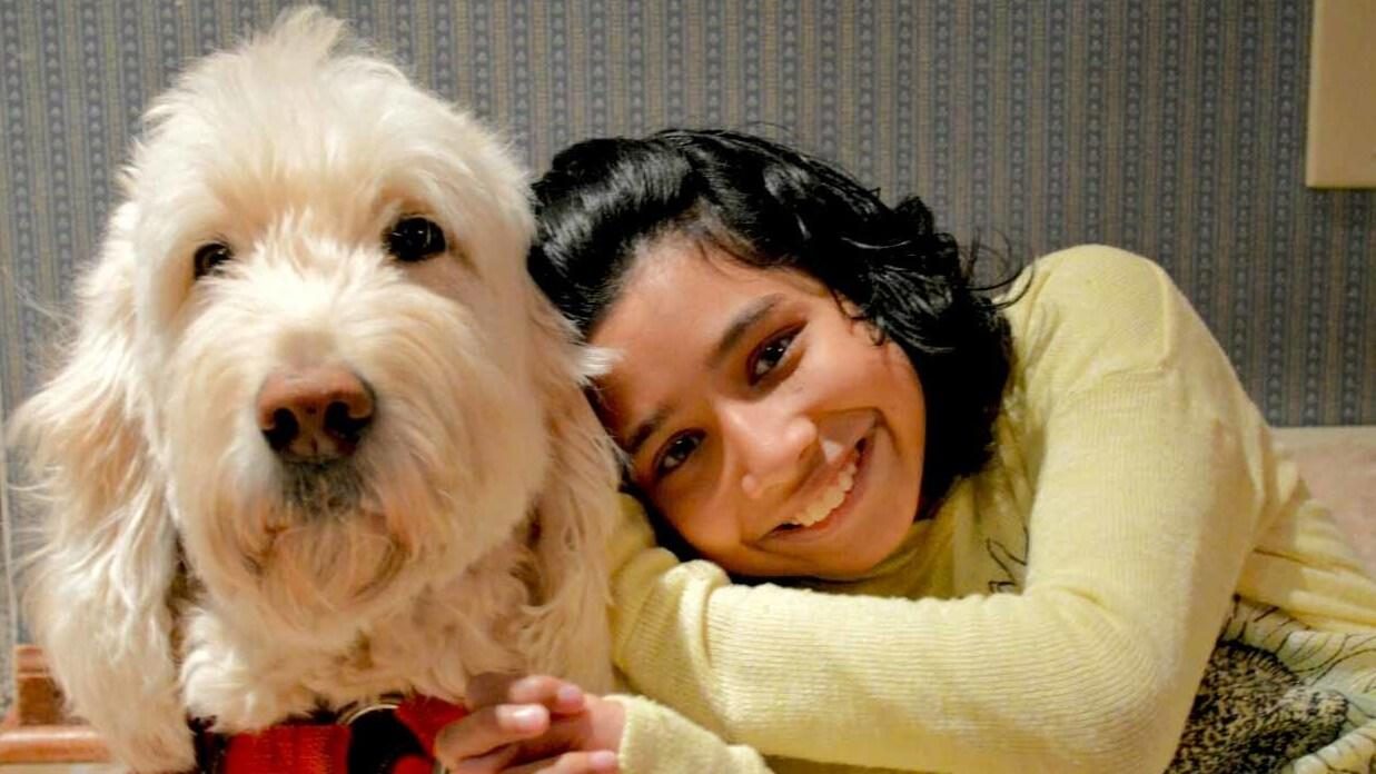 Justices sympathetic to girl suing school over service dog