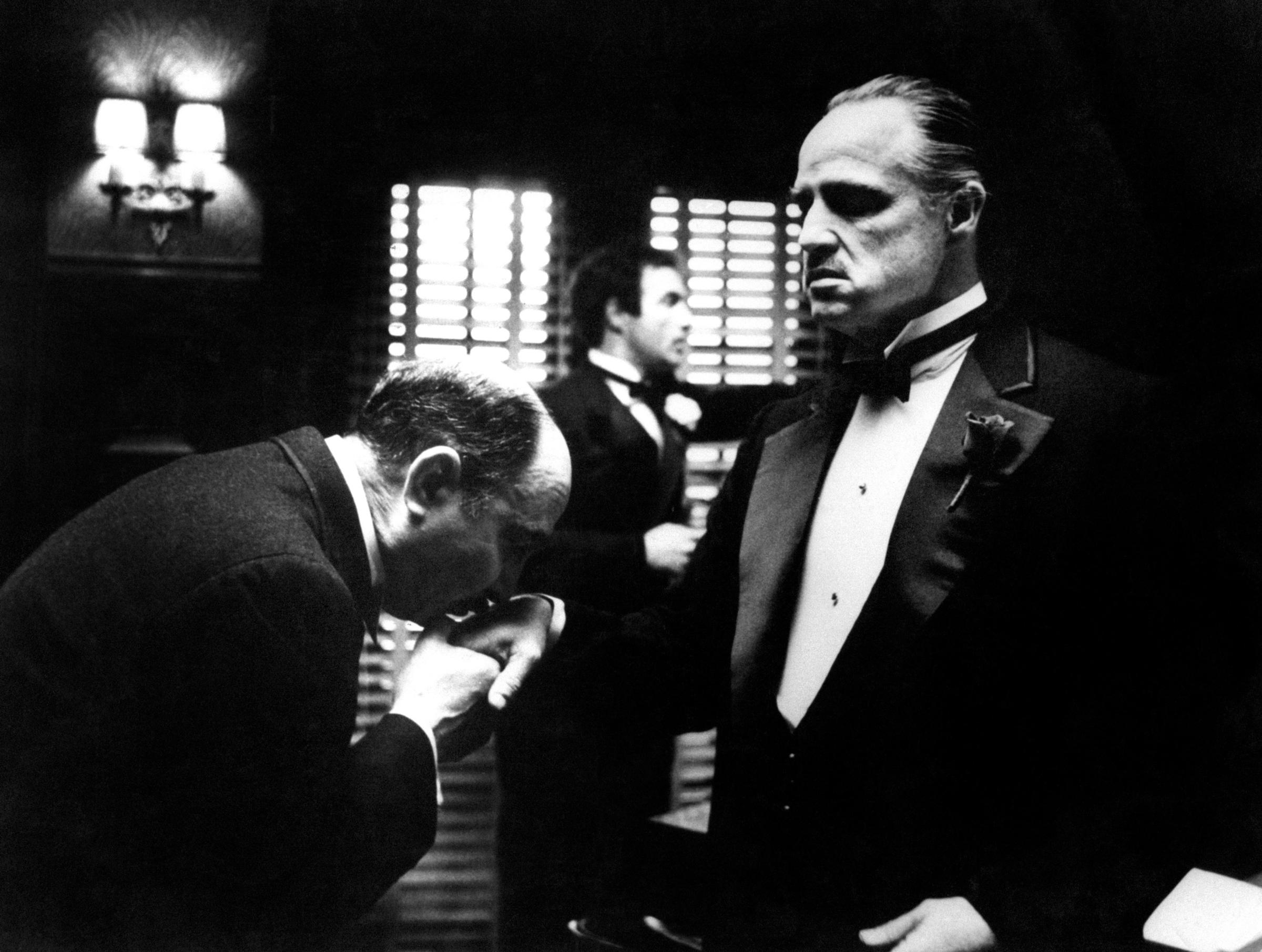 To Make 'The Godfather...