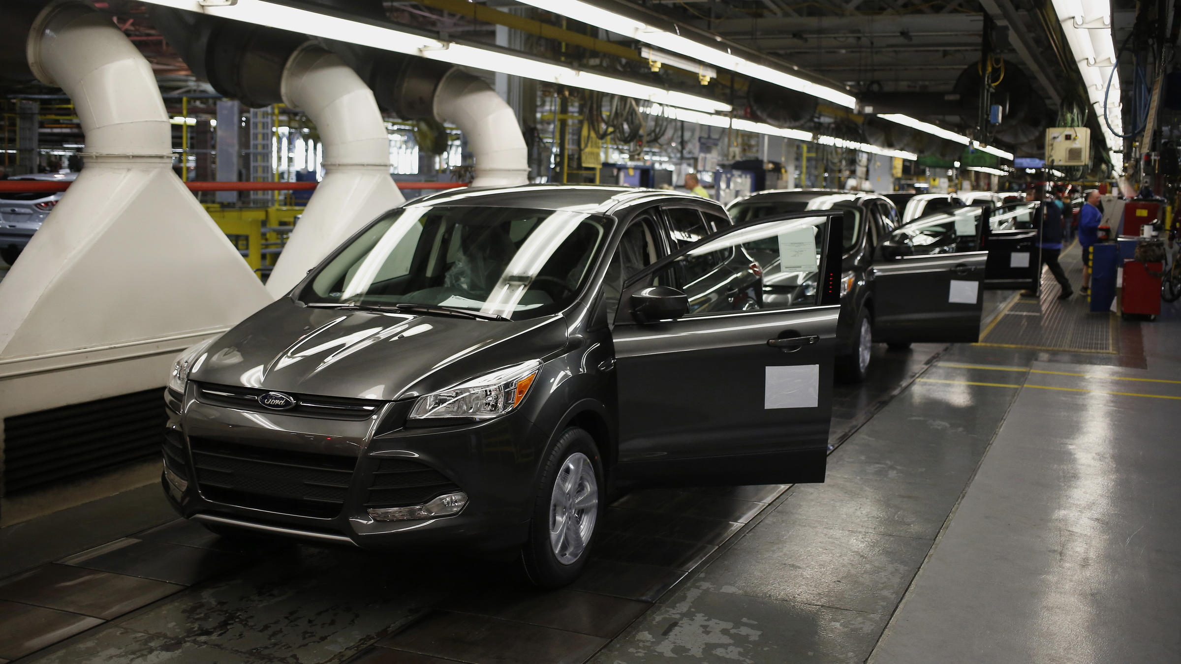 Ford won't move Lincoln assembly to Mexico — Trump on Twitter